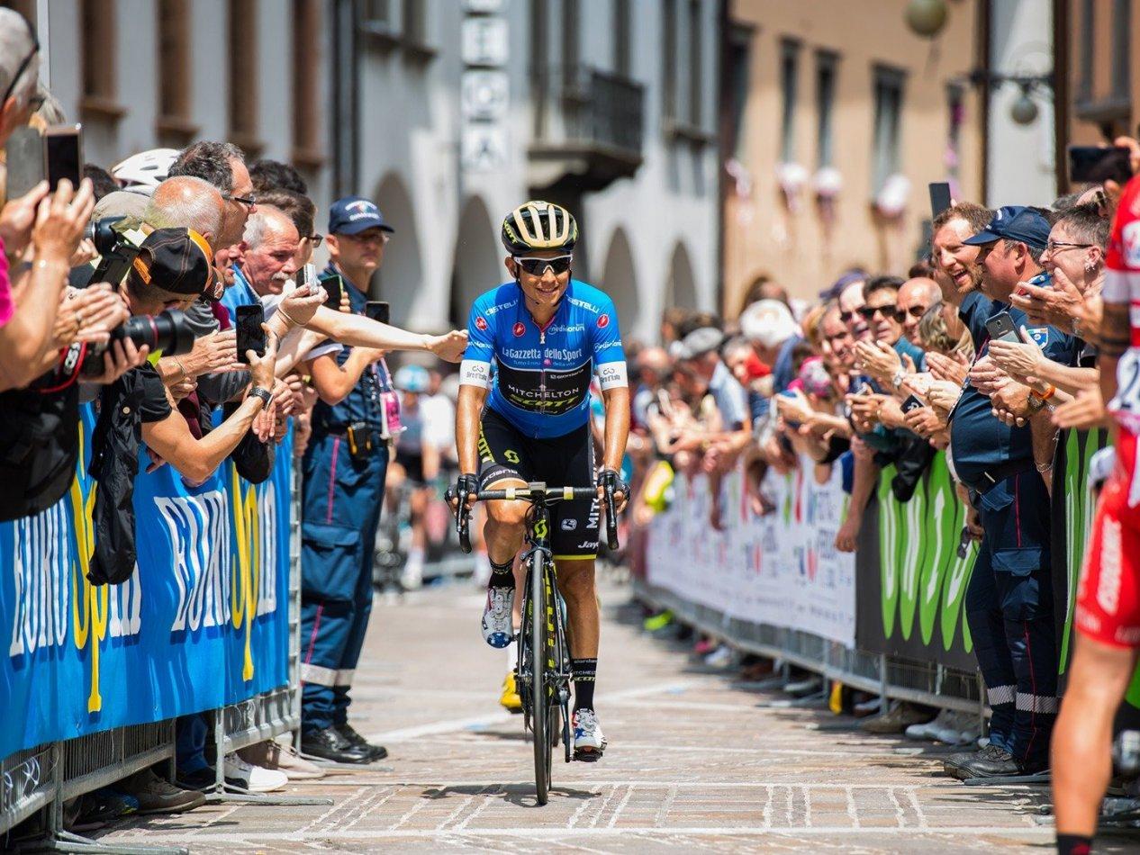 Cykelsport: Giro d'Italia 2019