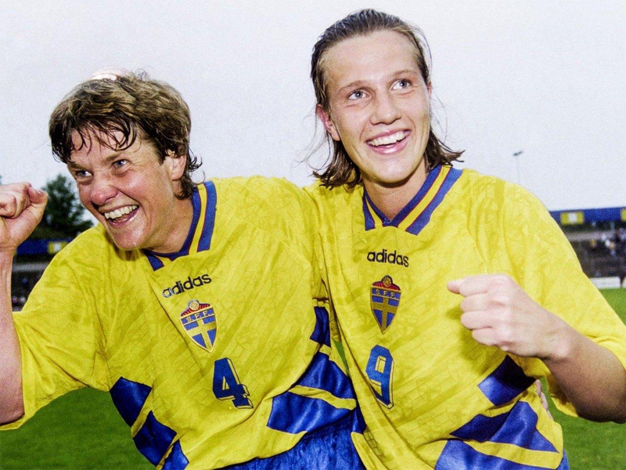 Vår historia - en blågul fotbollskrönika