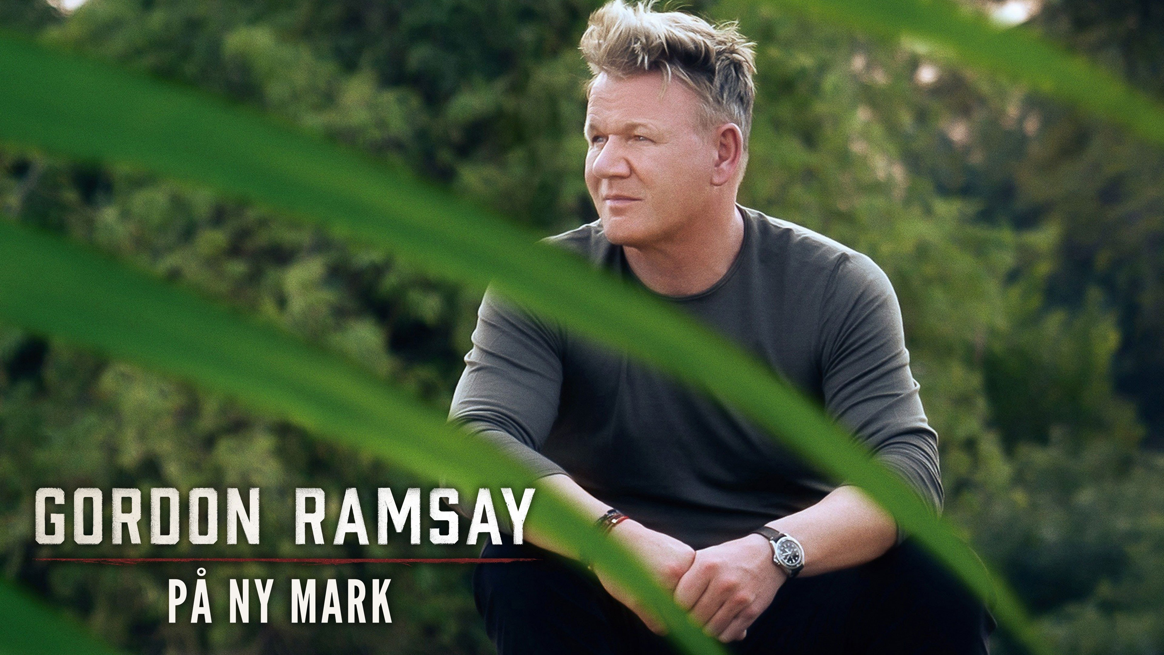 Gordon Ramsay: På ny mark