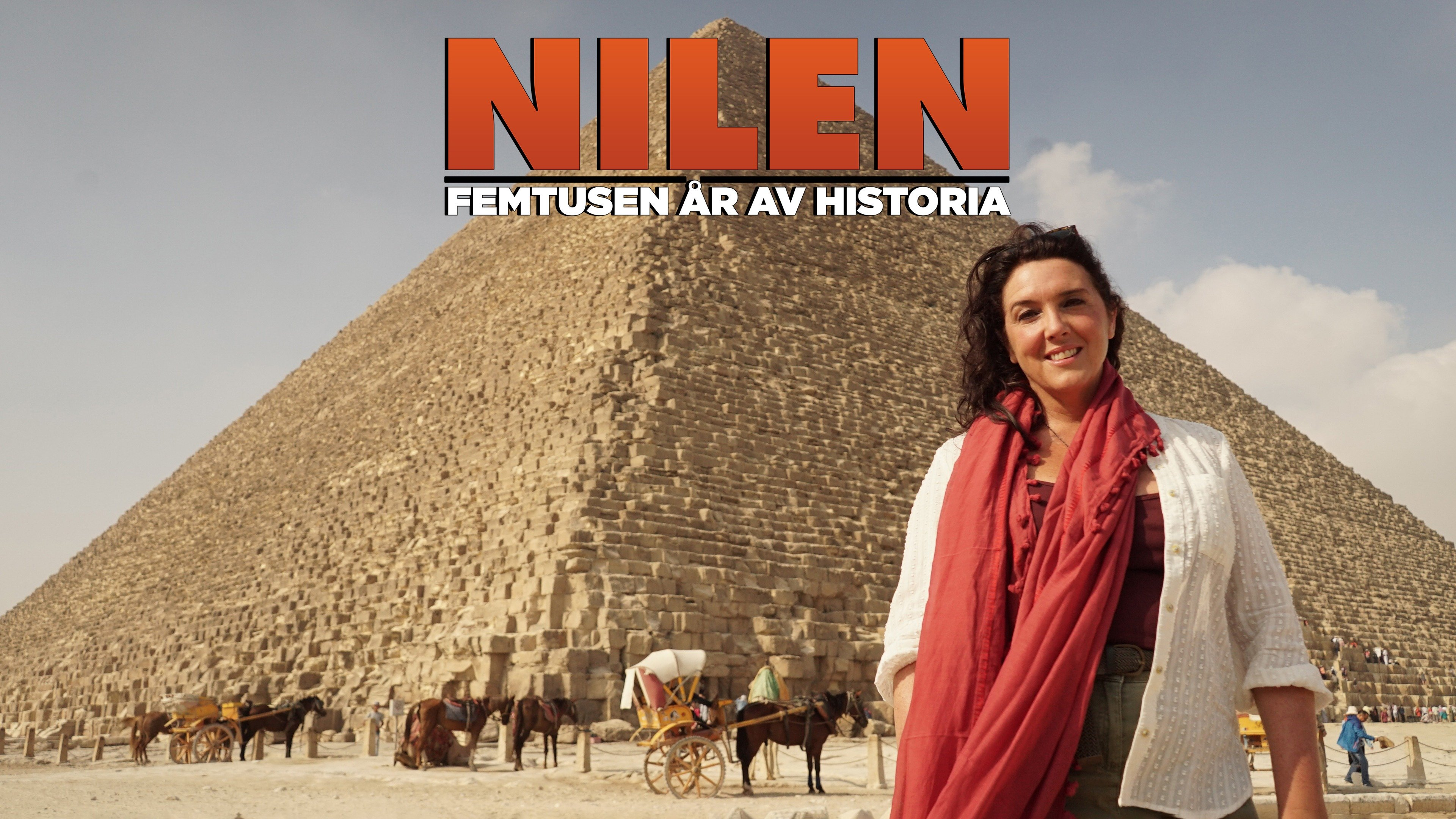 Nilen - Femtusen år av historia