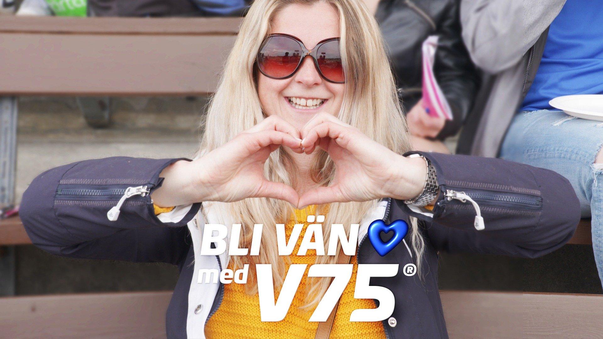 Bli vän med V75