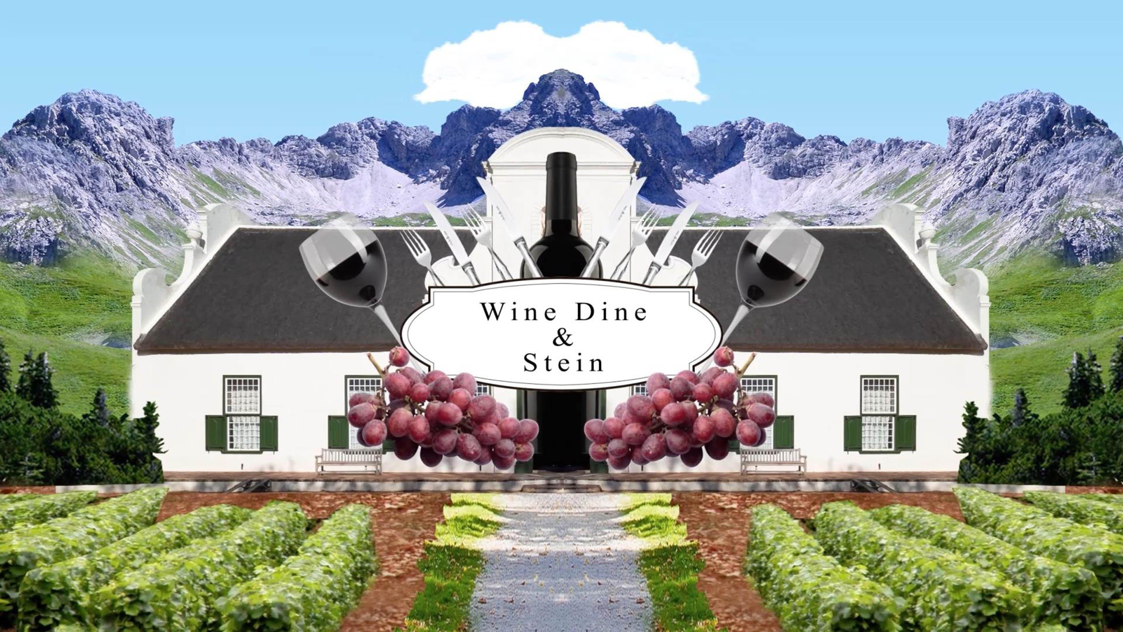 Wine, Dine & Stein