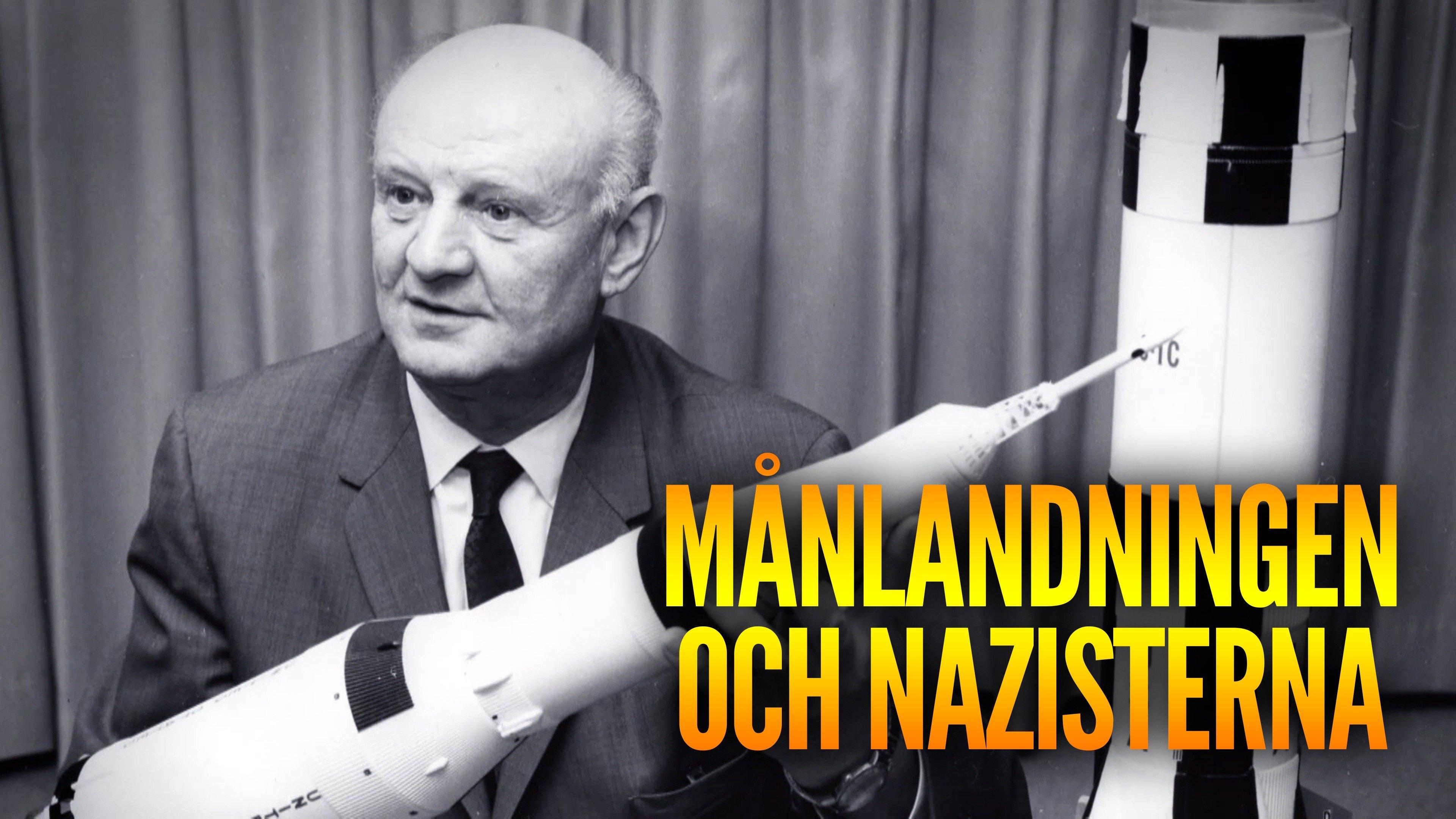 Månlandningen och nazisterna