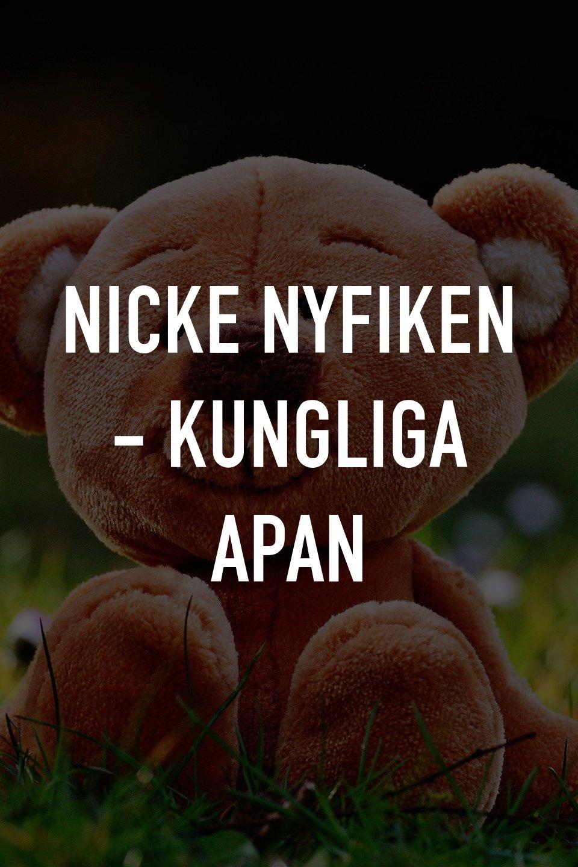 Nicke Nyfiken - Kungliga apan