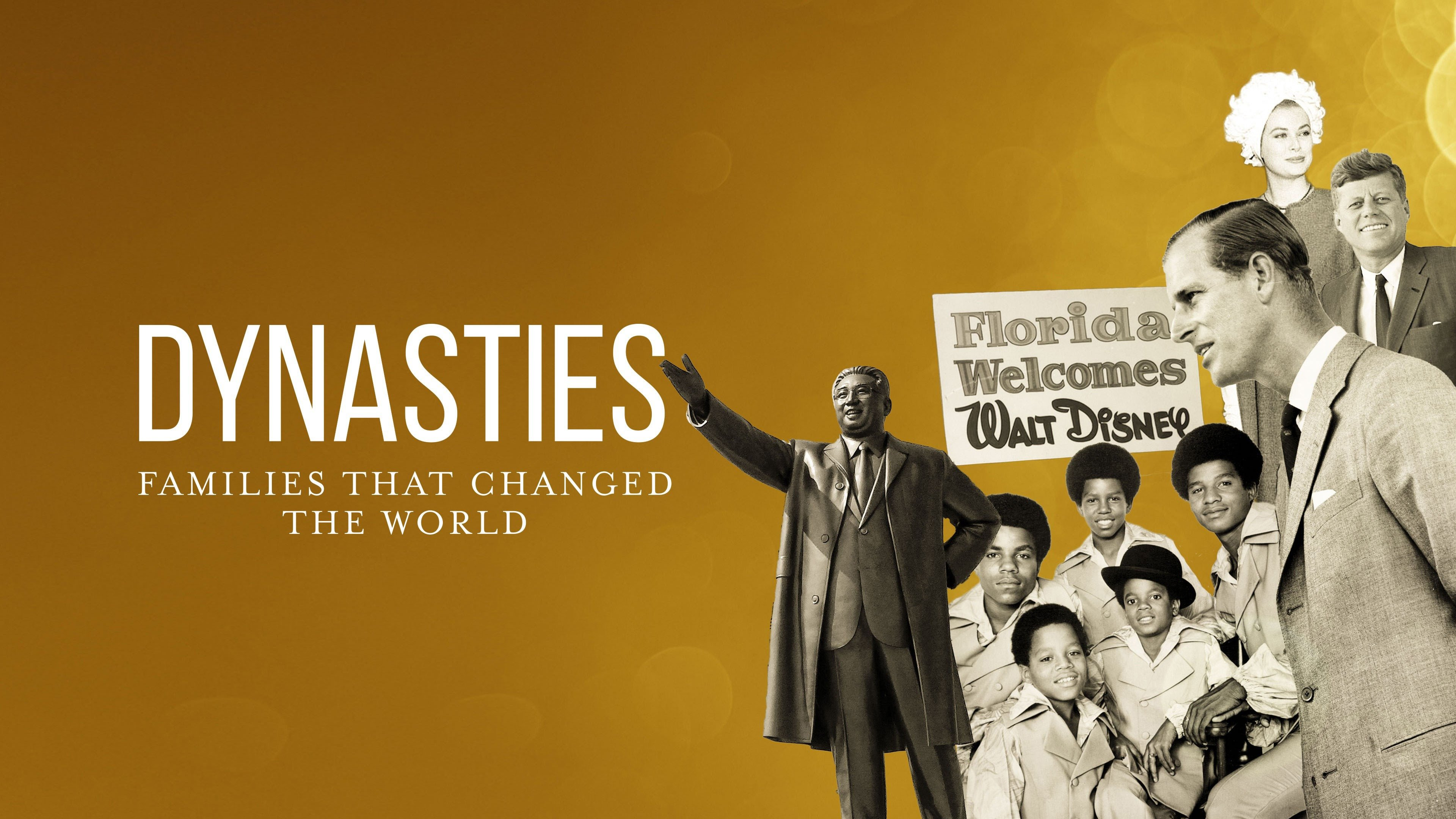 Dynasties: The Families That Changed the World