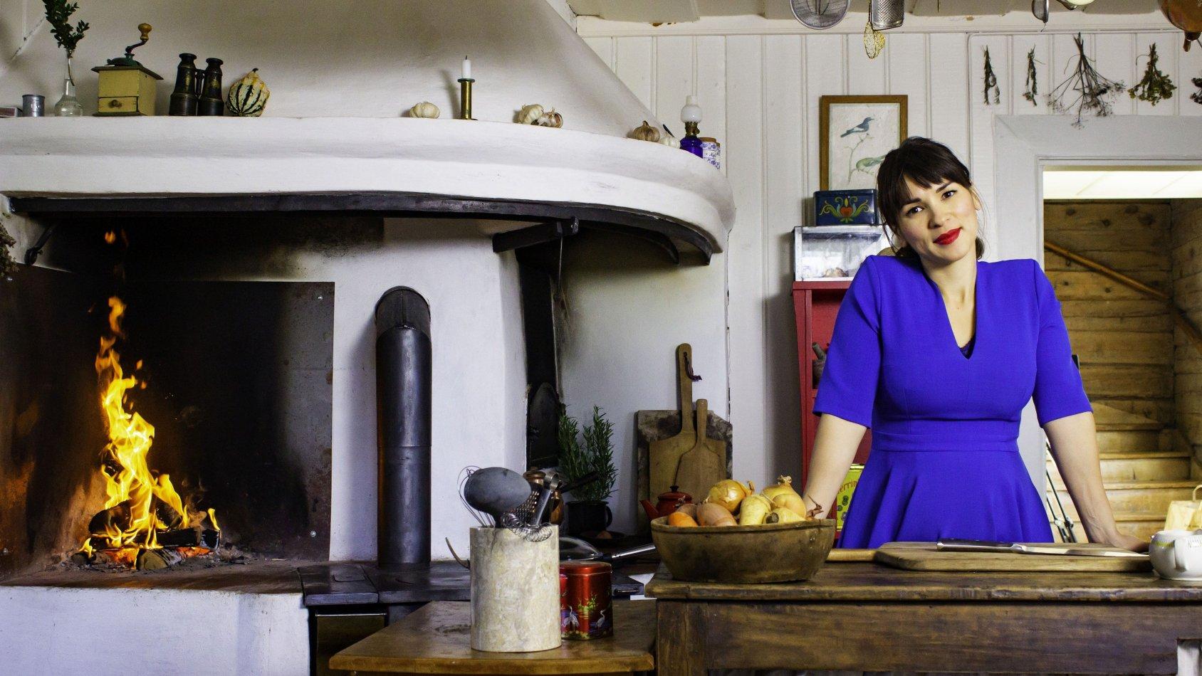 Rachel Khoo: My Swedish Kitchen