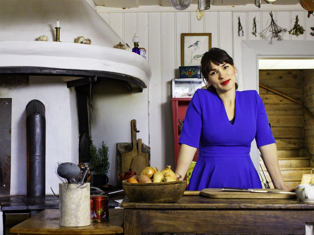 Rachel Khoo: My Swedish Kitchen