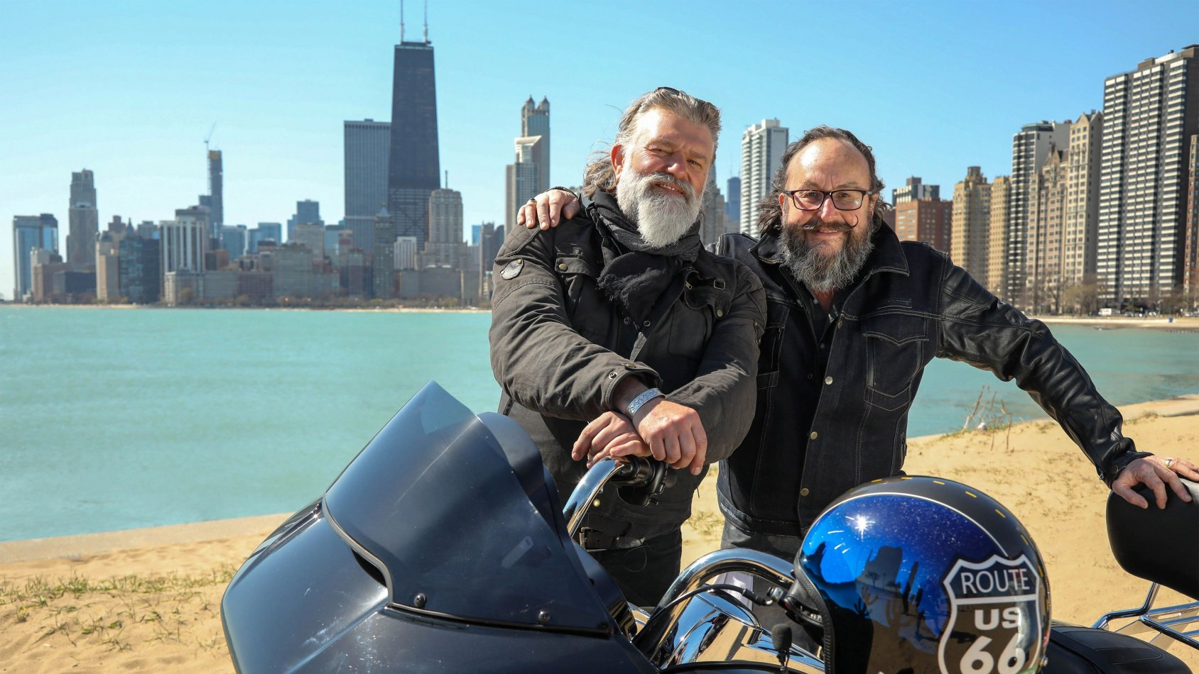 Hairy Bikers: Ride Route 66