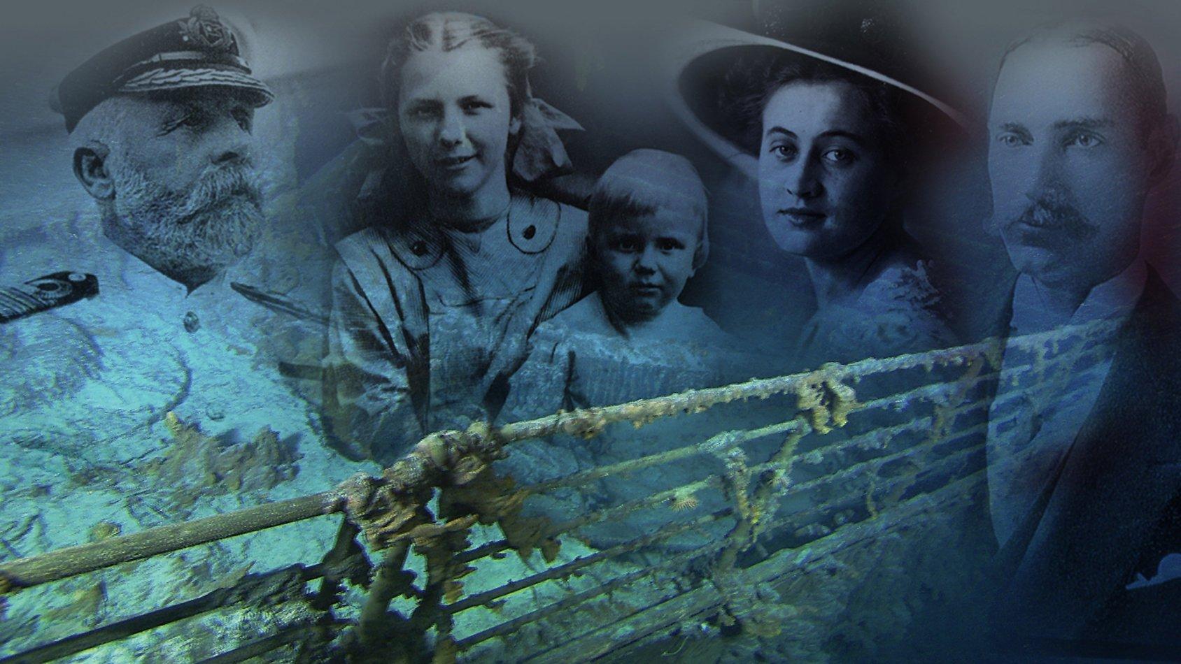 Titanic: berättelser från djupet
