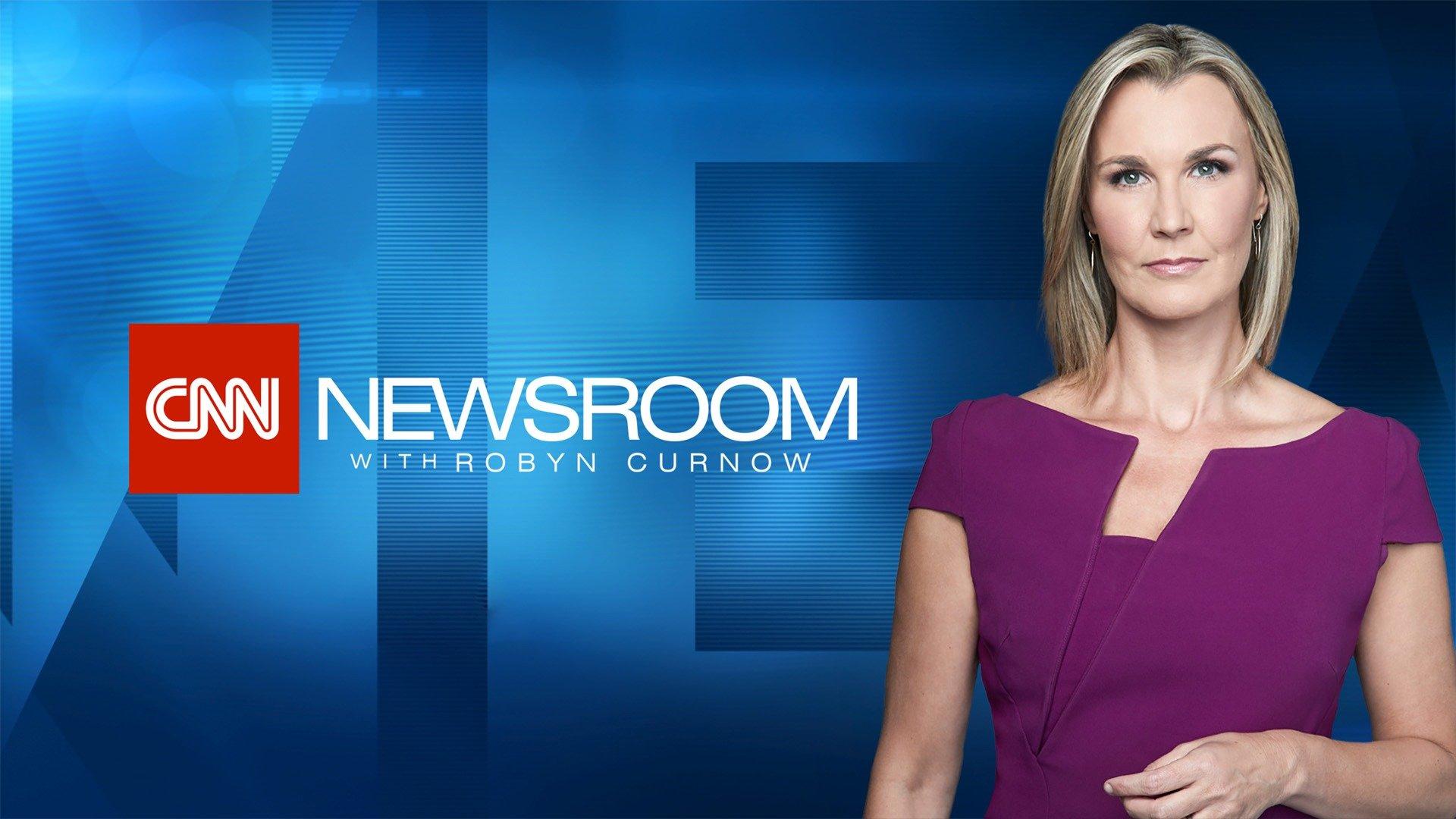 CNN Newsroom with Robyn Curnow