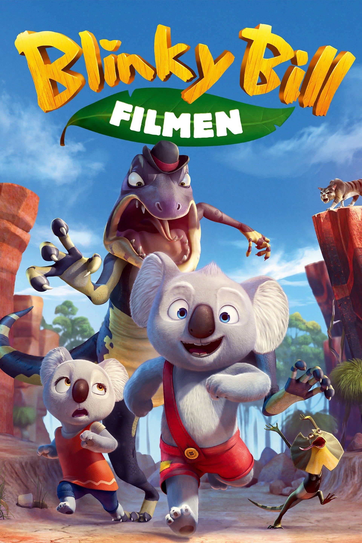 Blinky Bill Filmen - sv.tal
