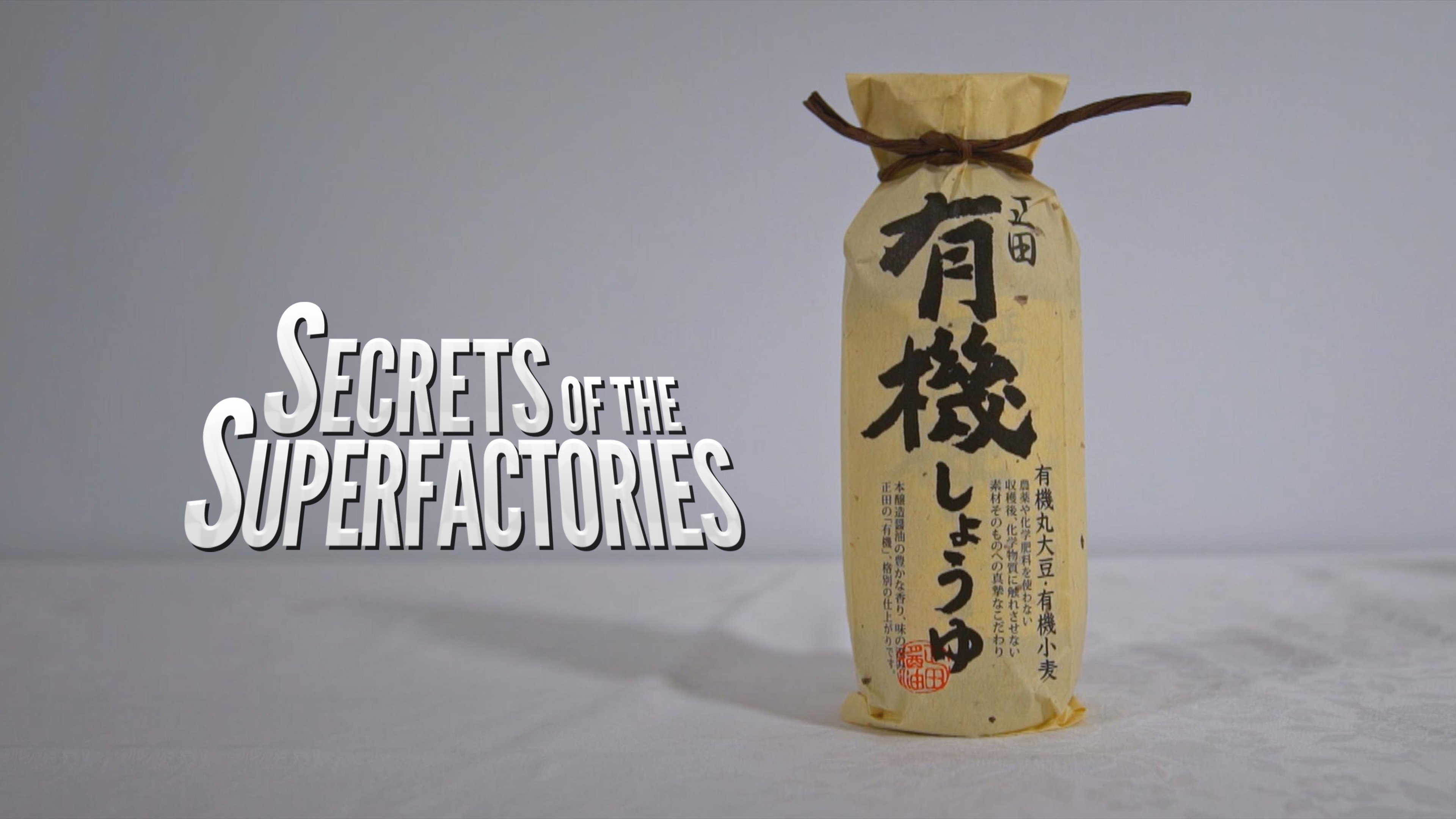 Secrets of the Superfactories
