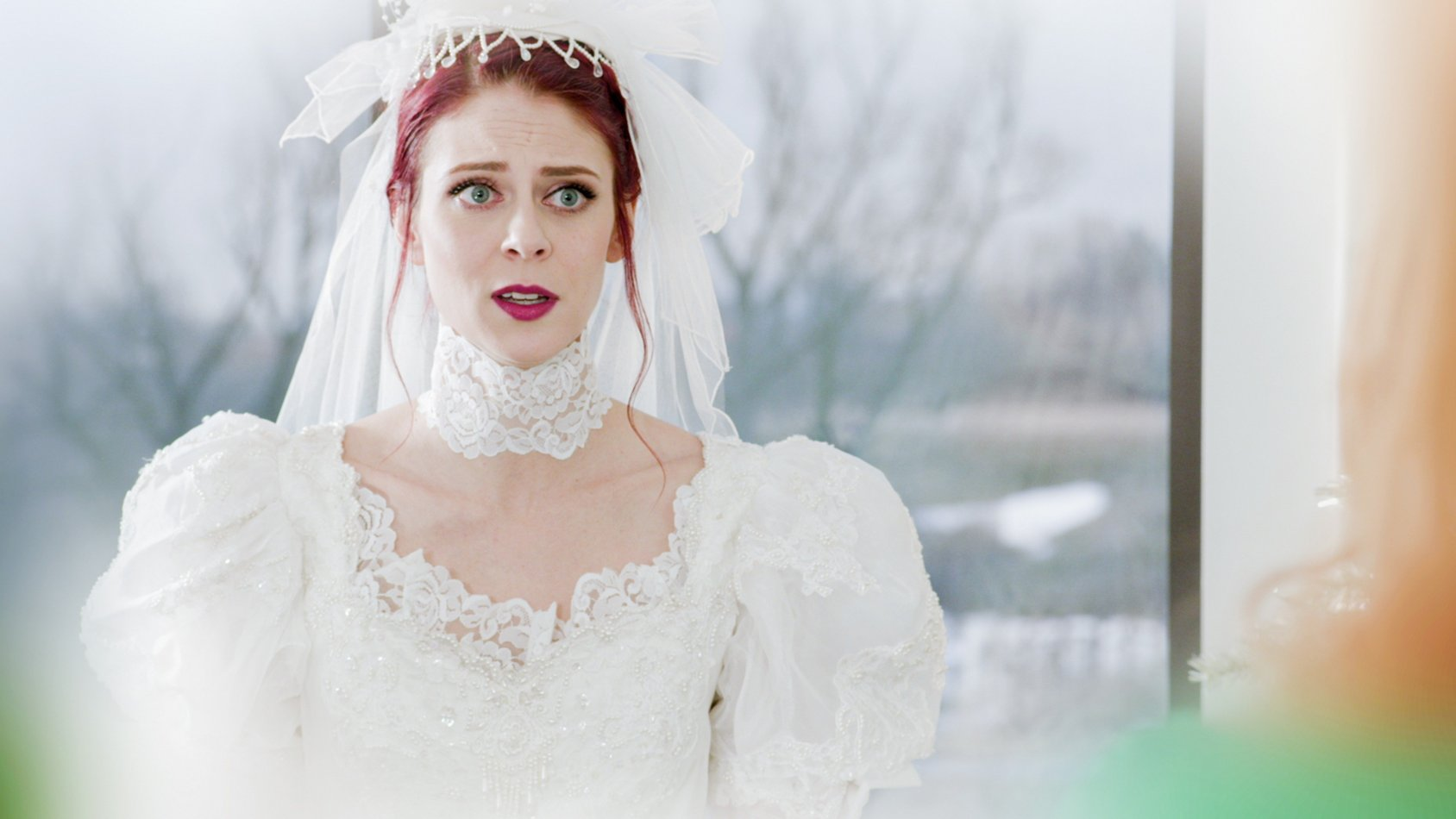 Christmas Wedding Runaway