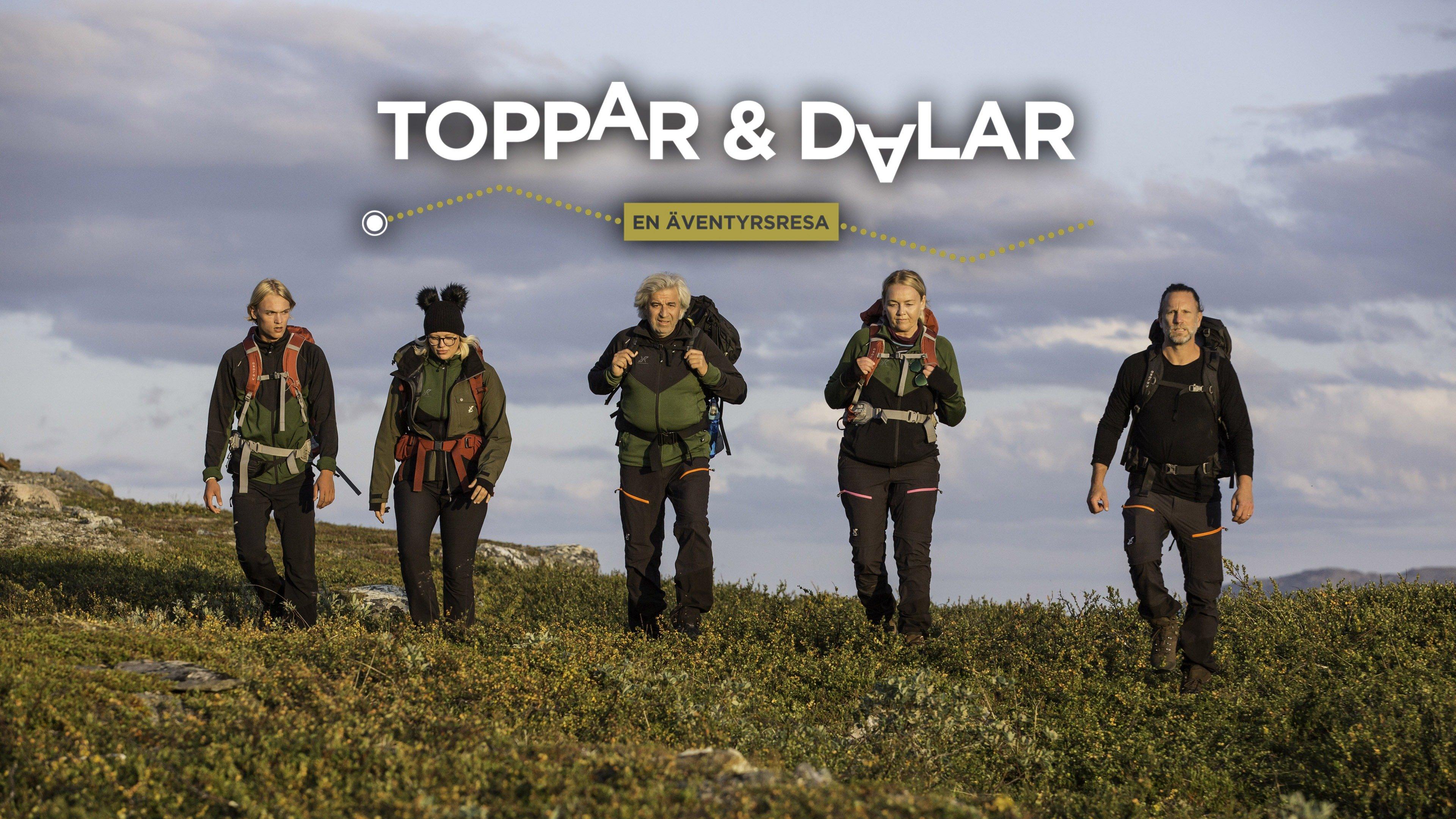Toppar & dalar - En äventyrsresa