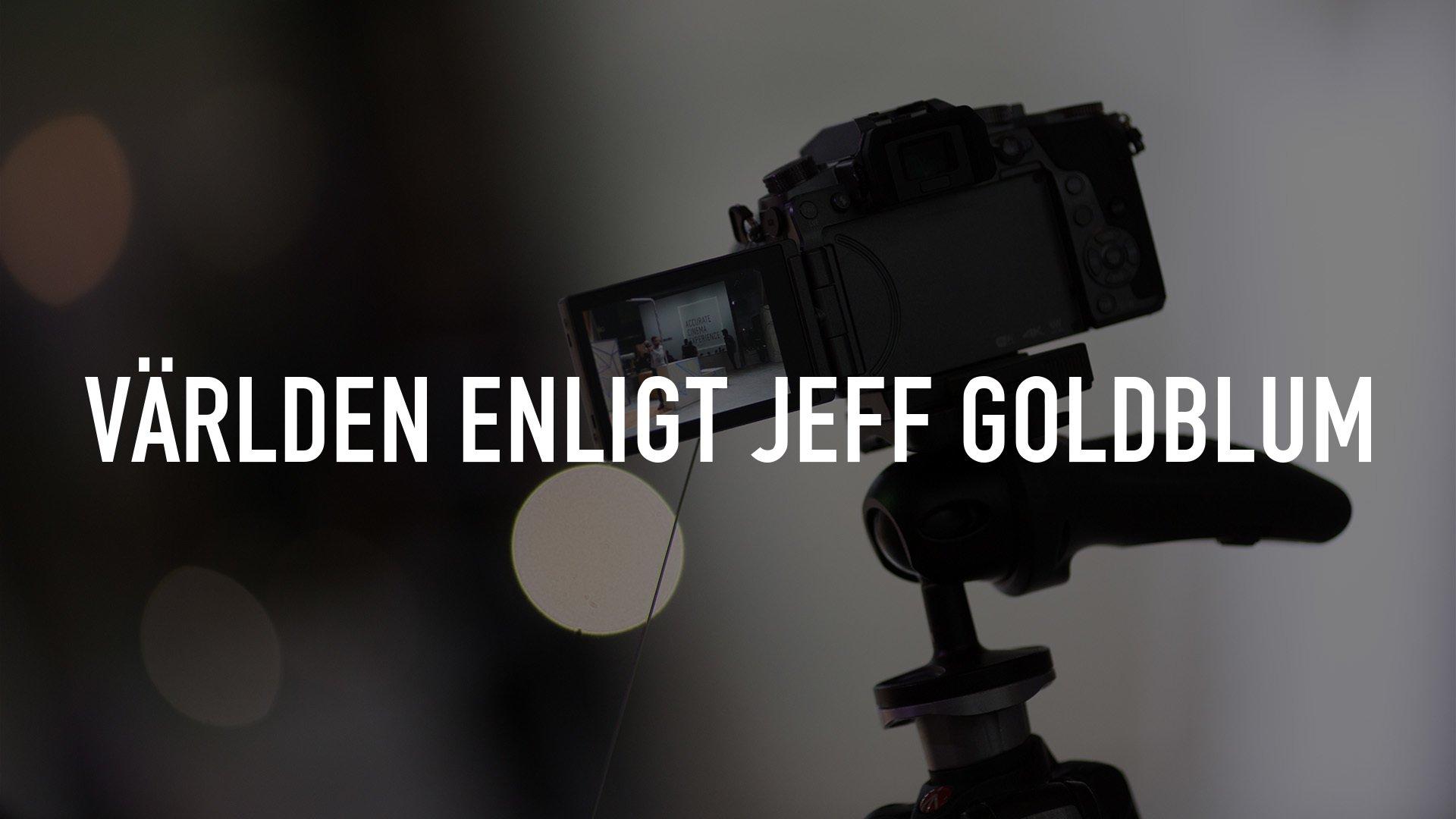Världen enligt Jeff Goldblum
