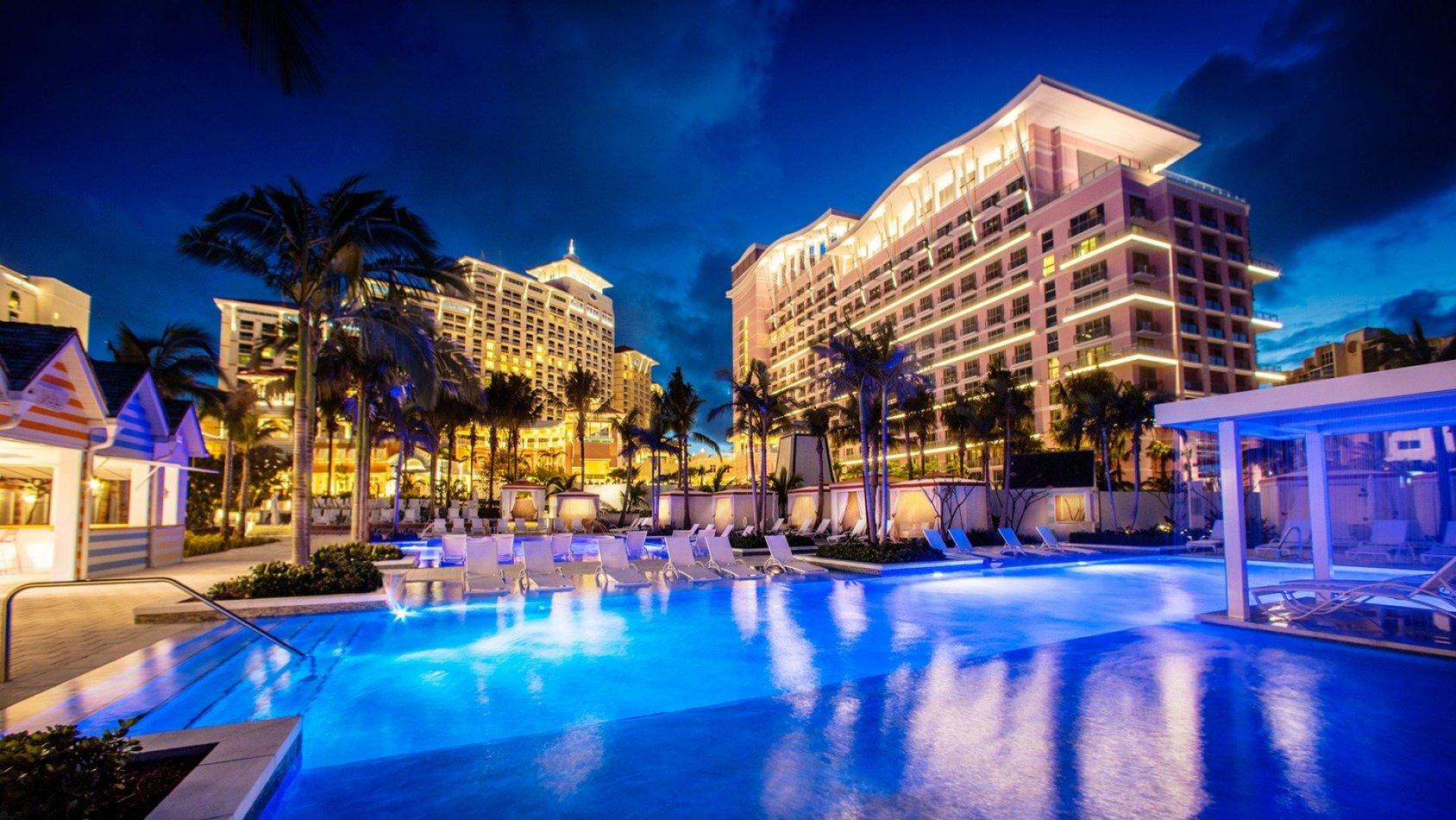 Bakom kulisserna på världens största hotell