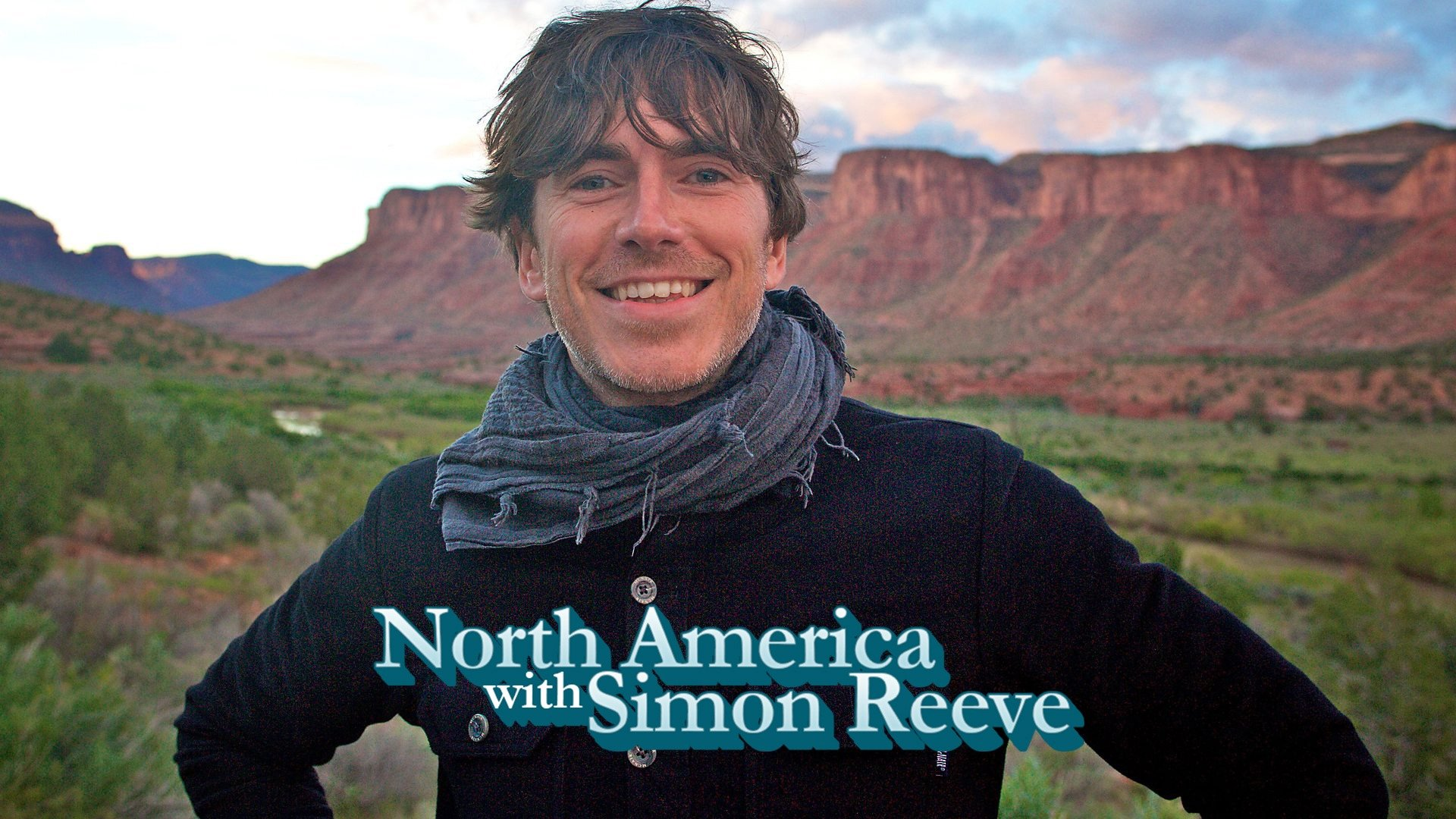 North America with Simon Reeve