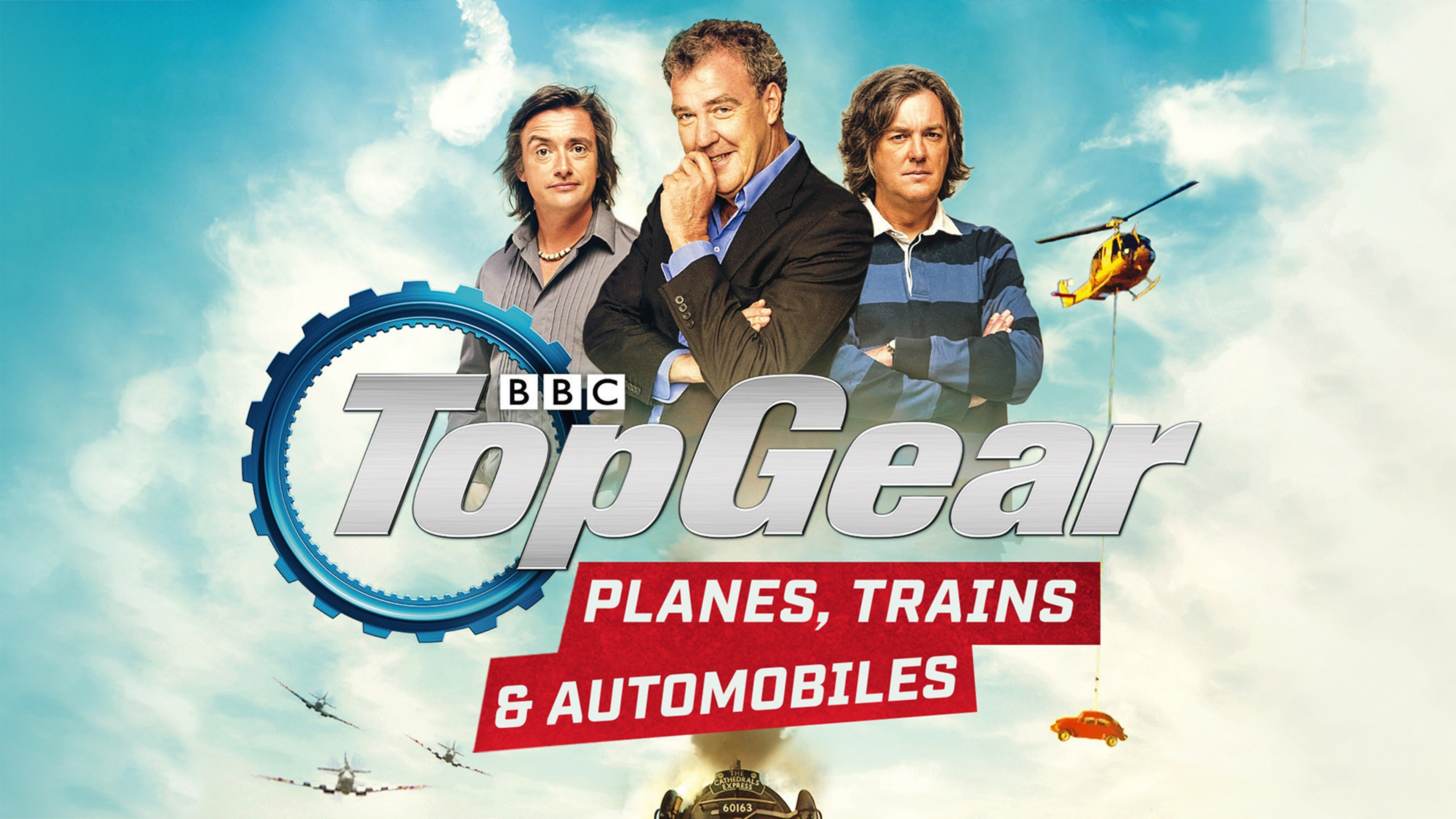Top Gear: Planes, Trains and Automobiles