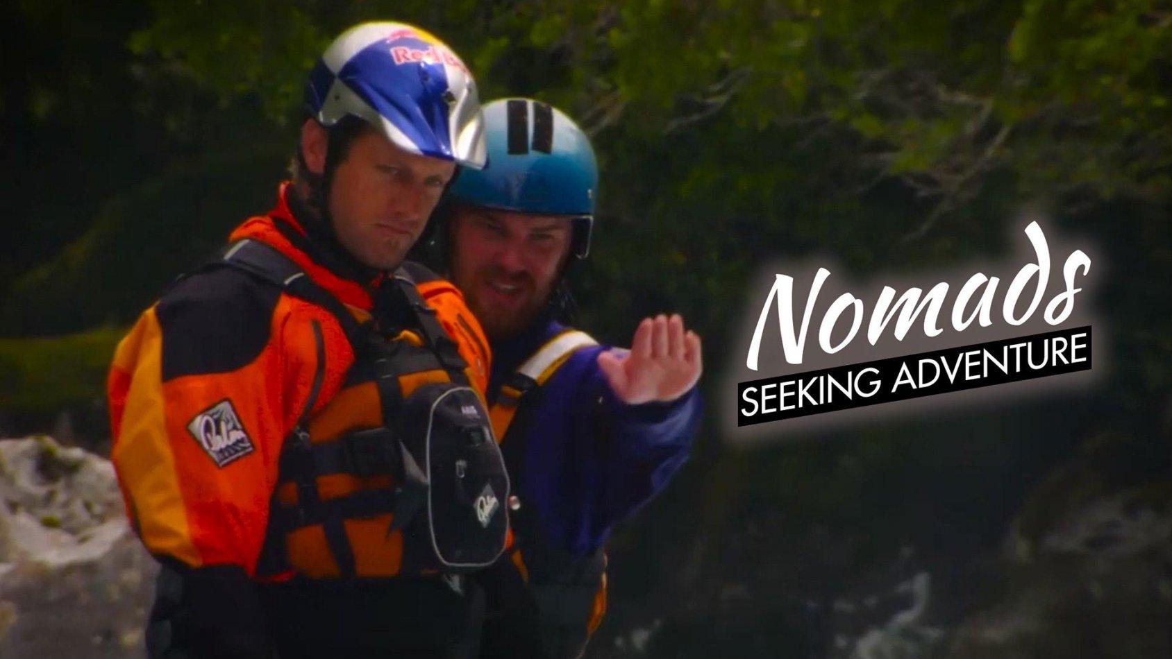 Nomads Seeking Adventure