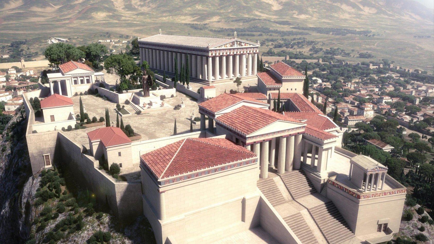 Megapolis: Avslöjanden från forntiden