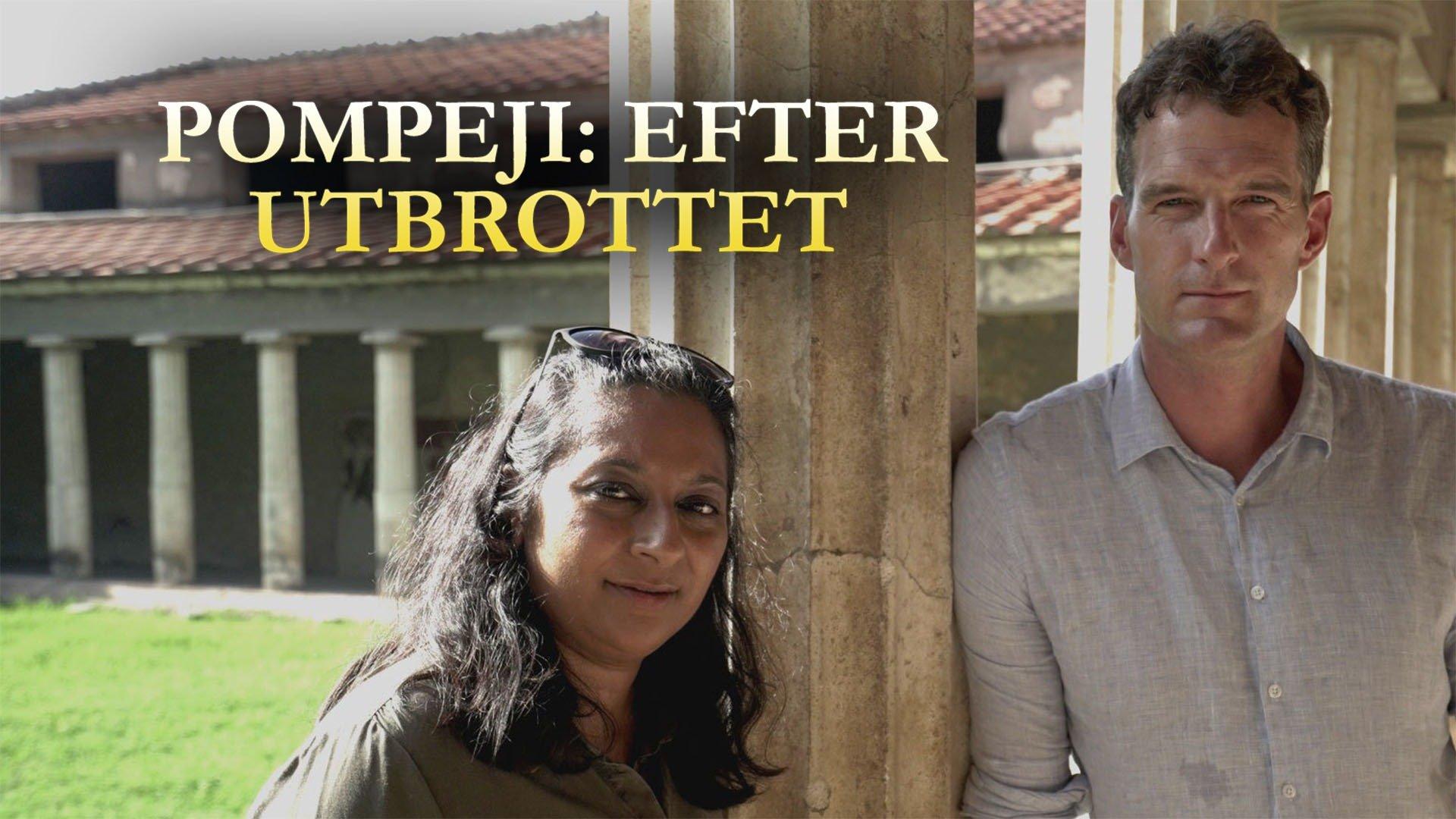 Pompeji: Efter utbrottet