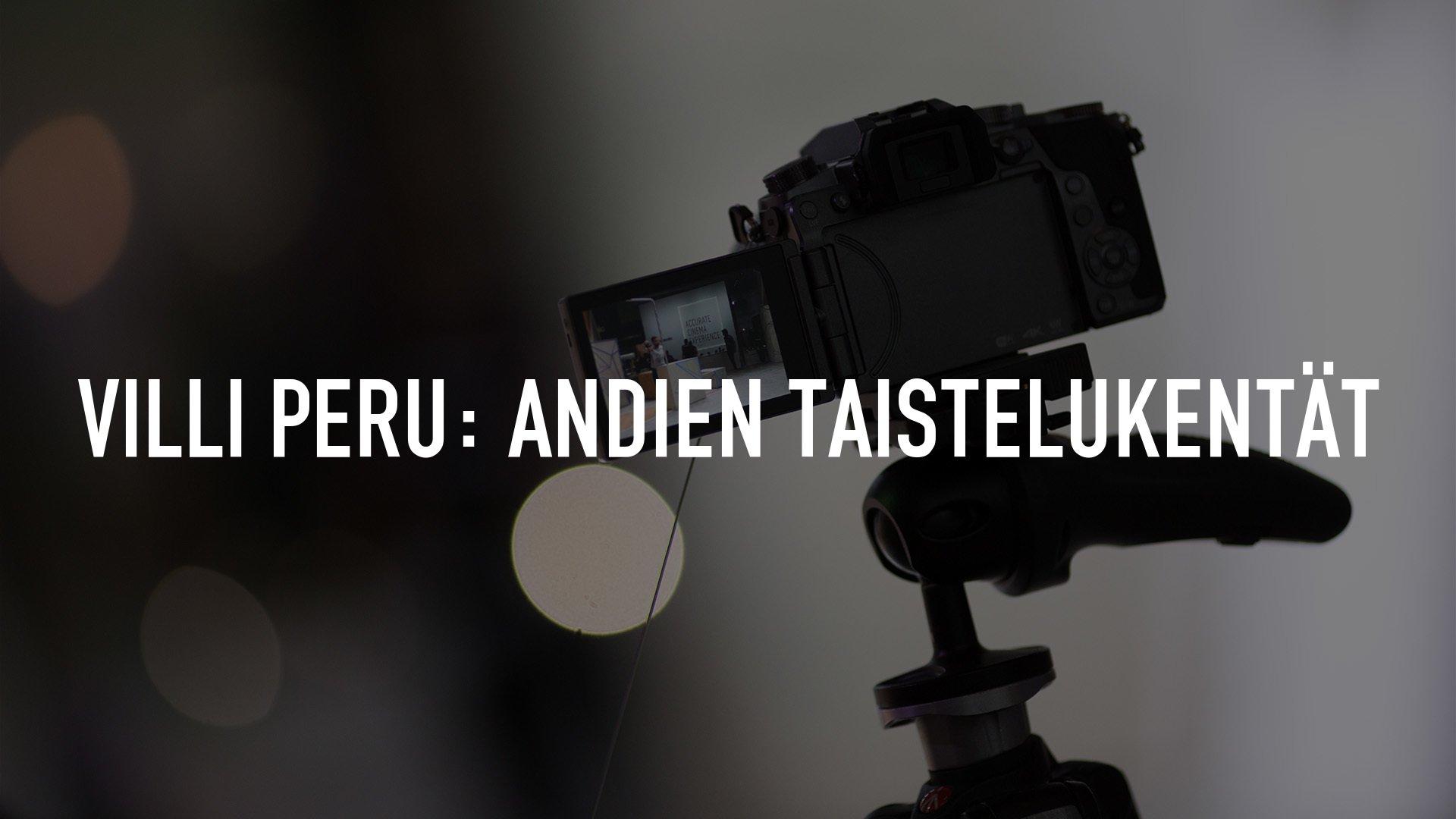 Det vilda Peru: En kamp för livet