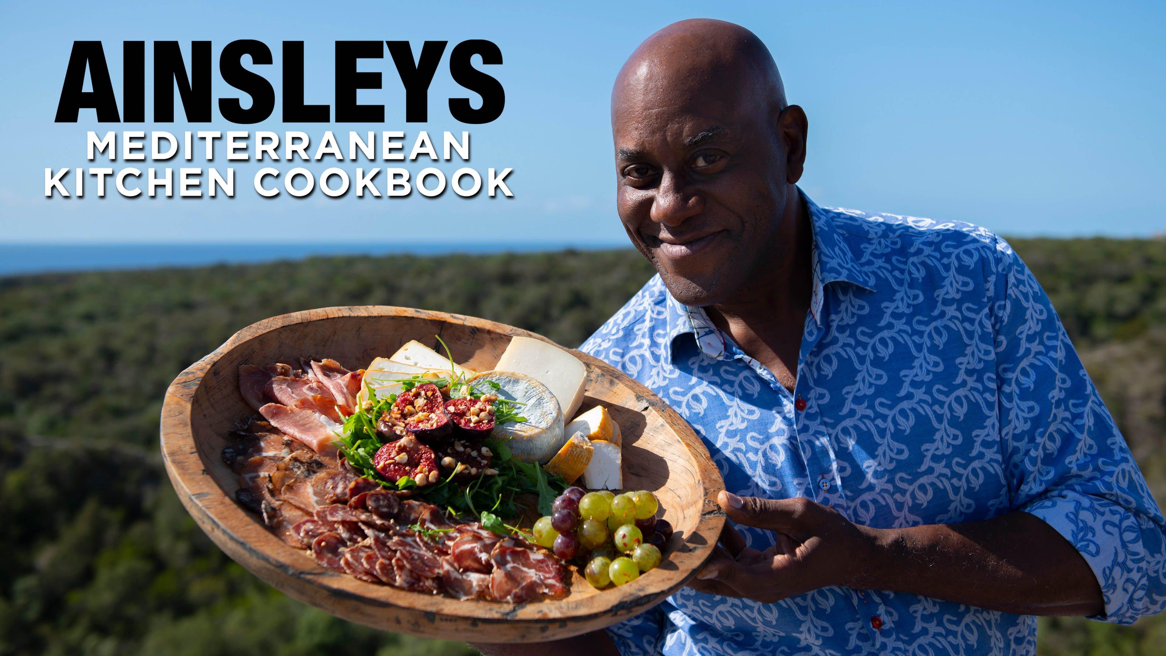 Ainsleys Mediterranean Kitchen Cookbook