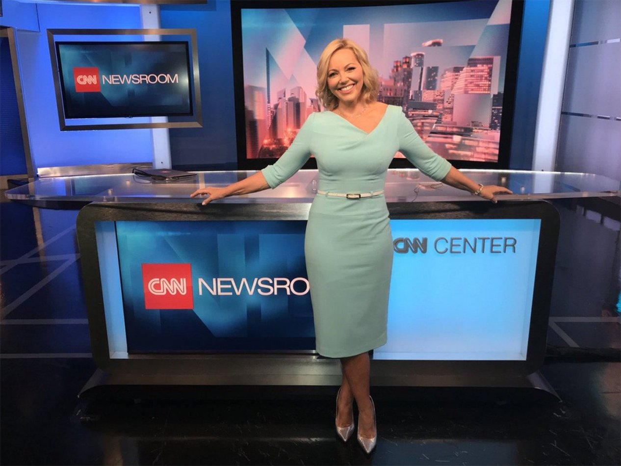 CNN Newsroom with Rosemary Church