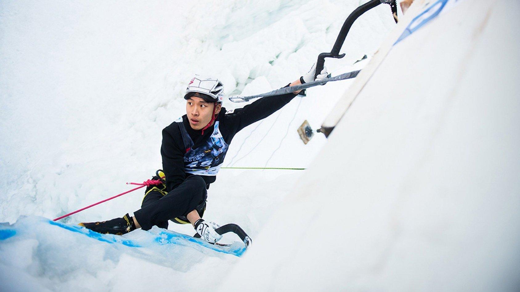 UIAA Ice Climbing World Tour