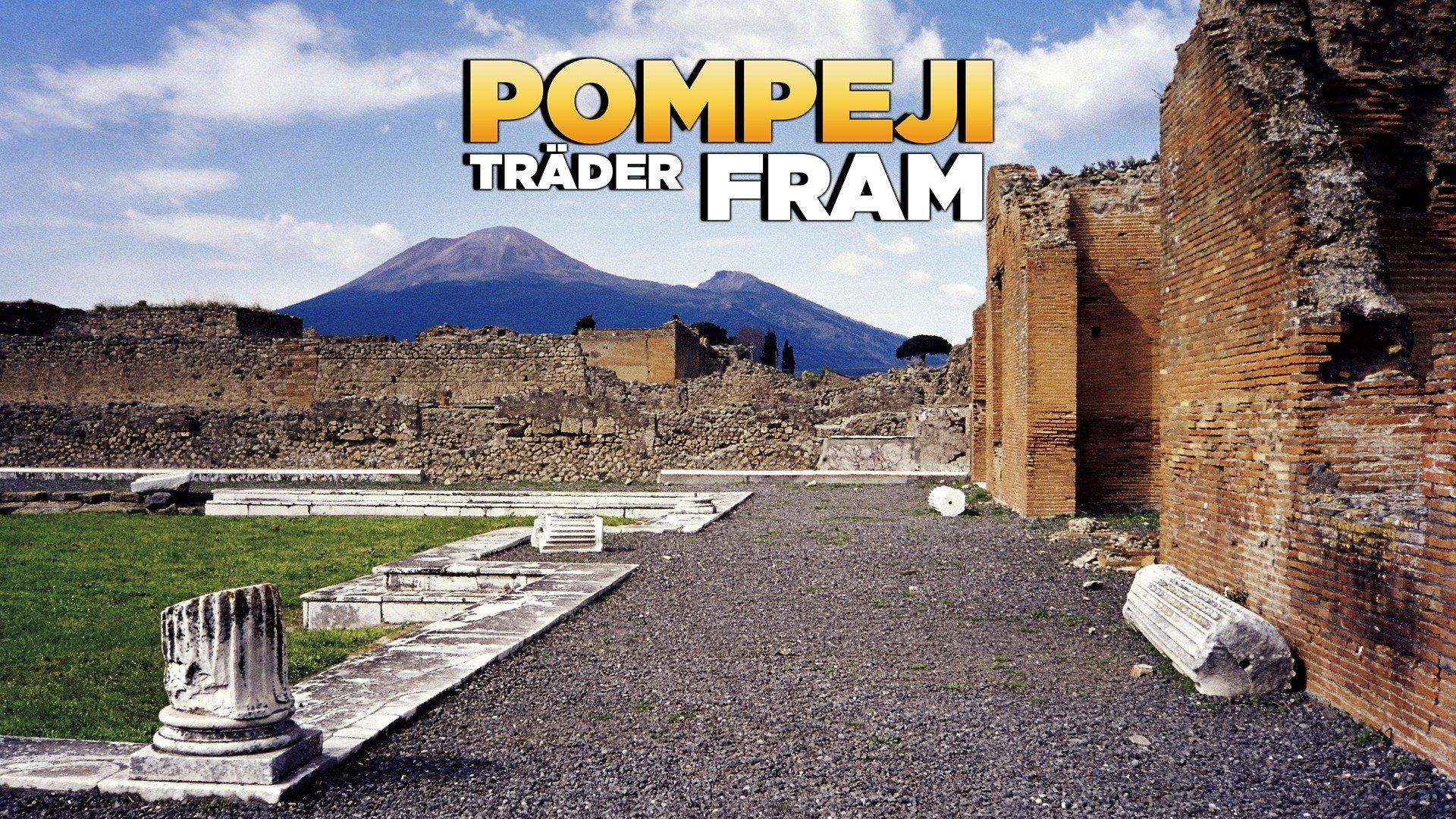 Pompeji träder fram