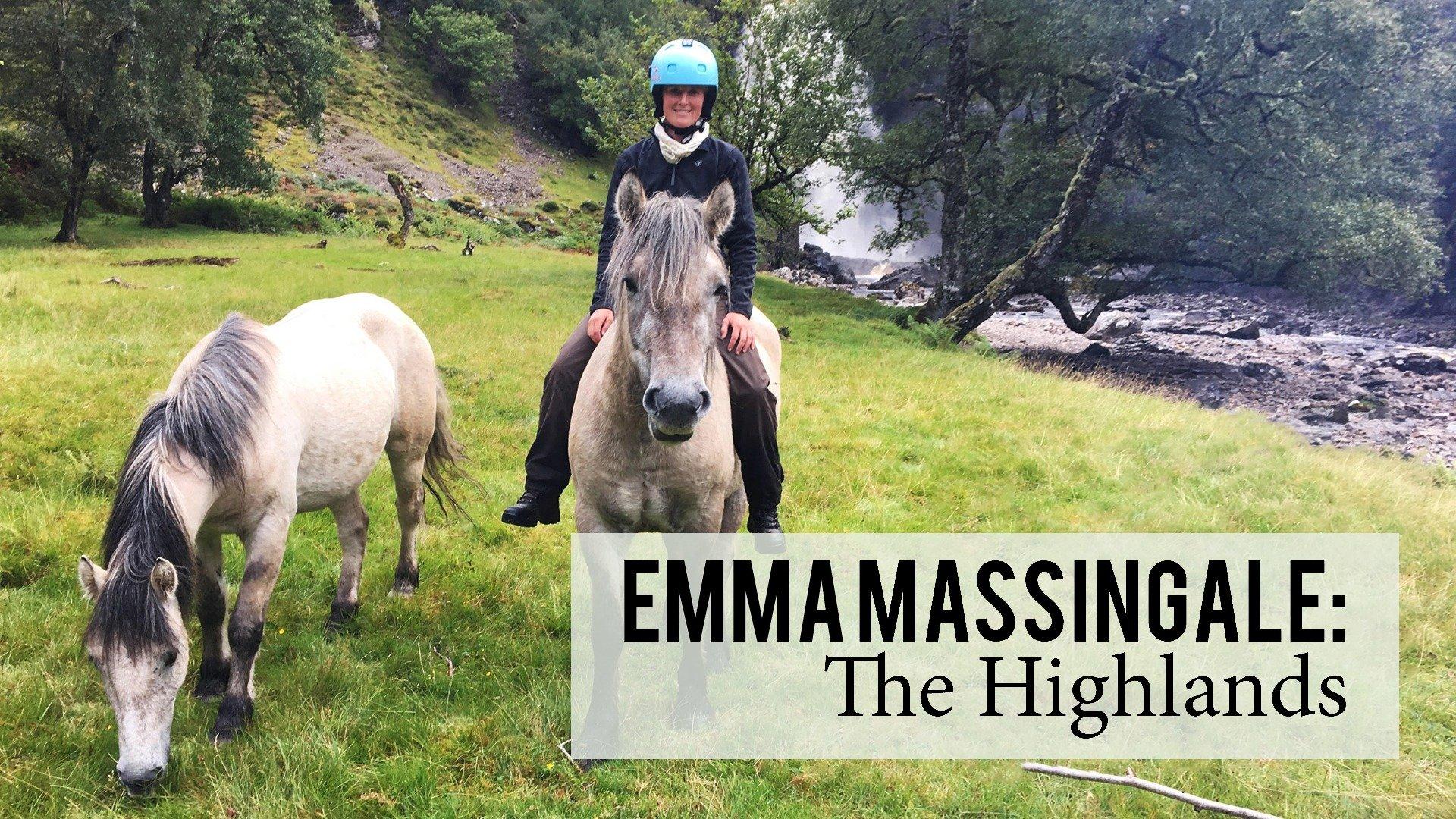 Emma Massingale: The Highlands