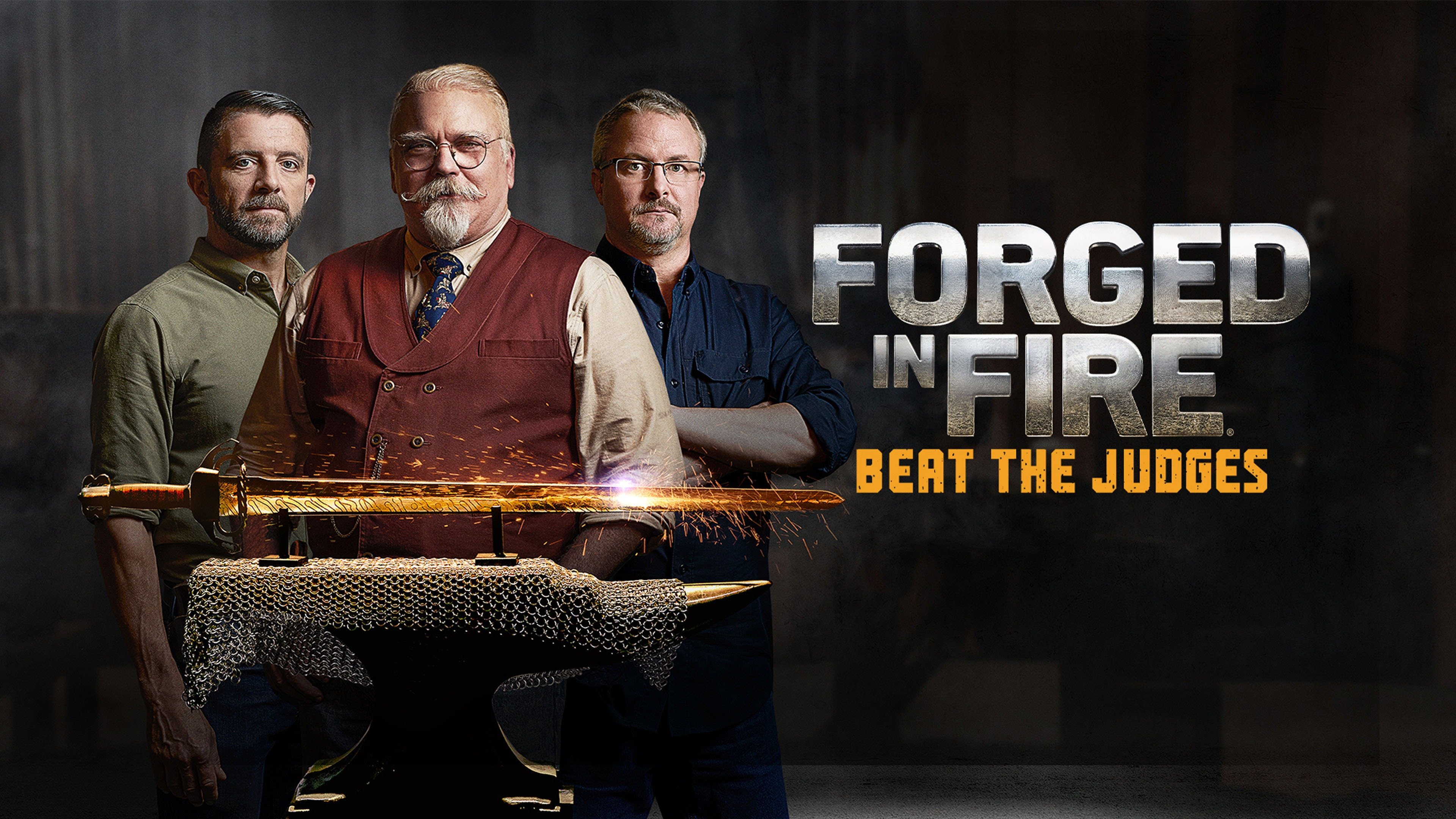 Forged in Fire: Beat the Judges