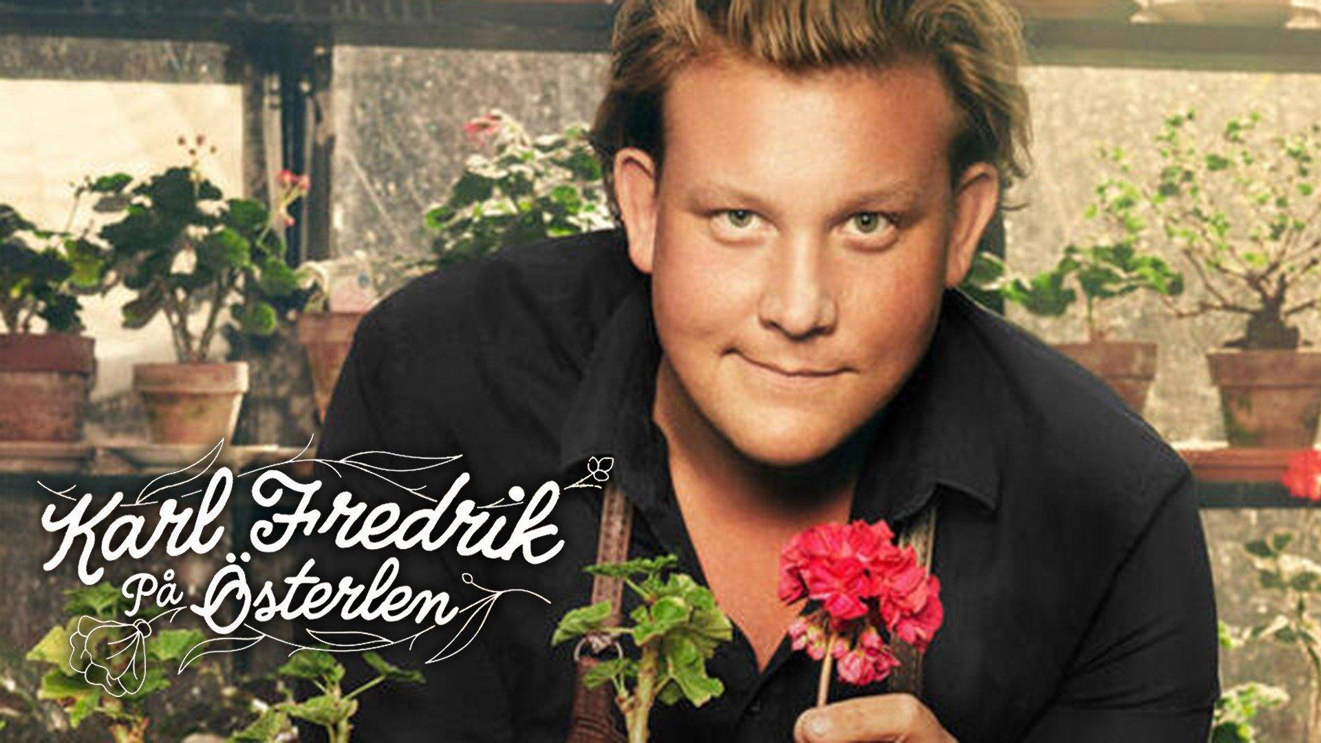 Karl Fredrik på Österlen
