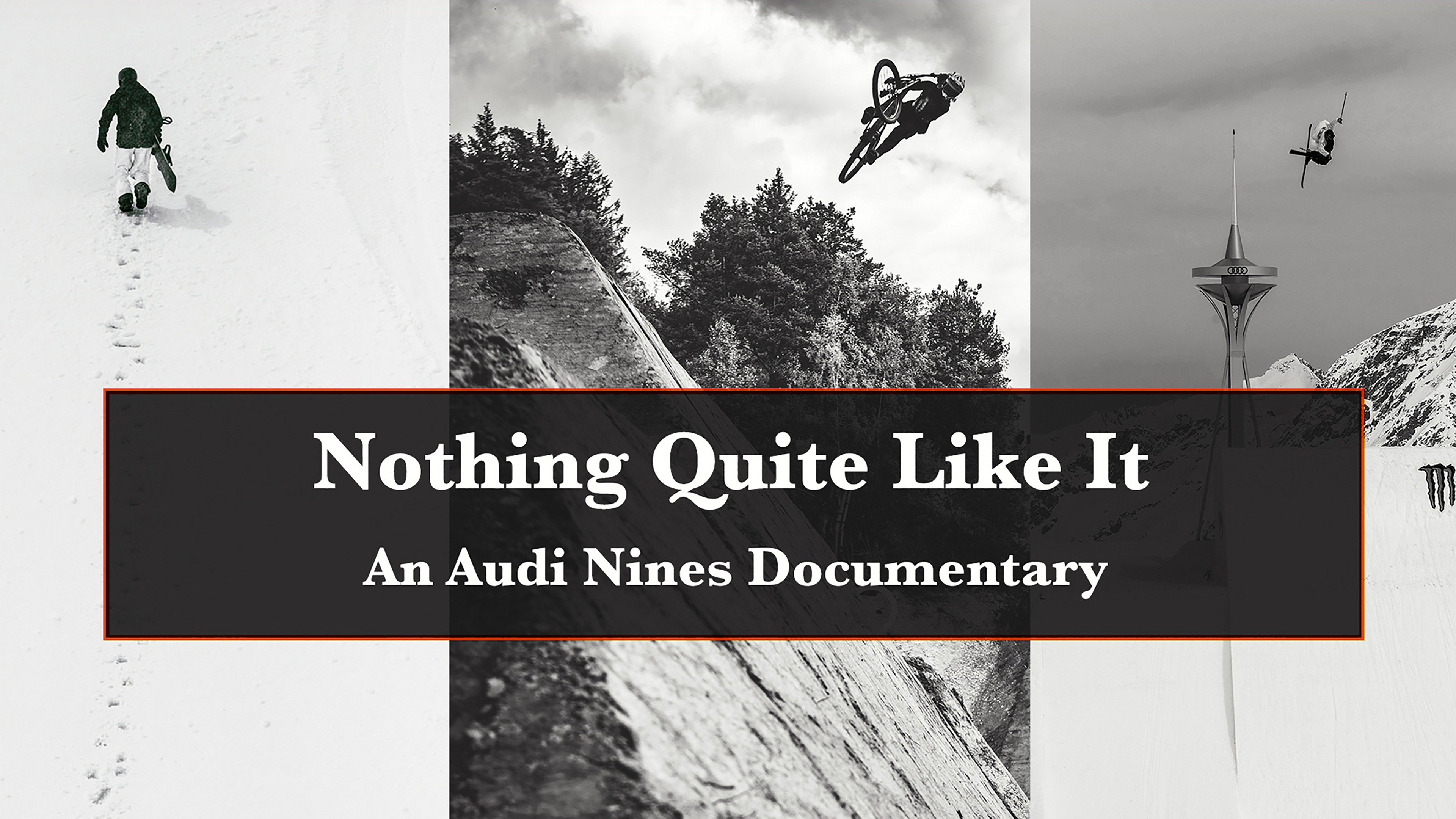 Audi Nines: Nothing Quite Like It