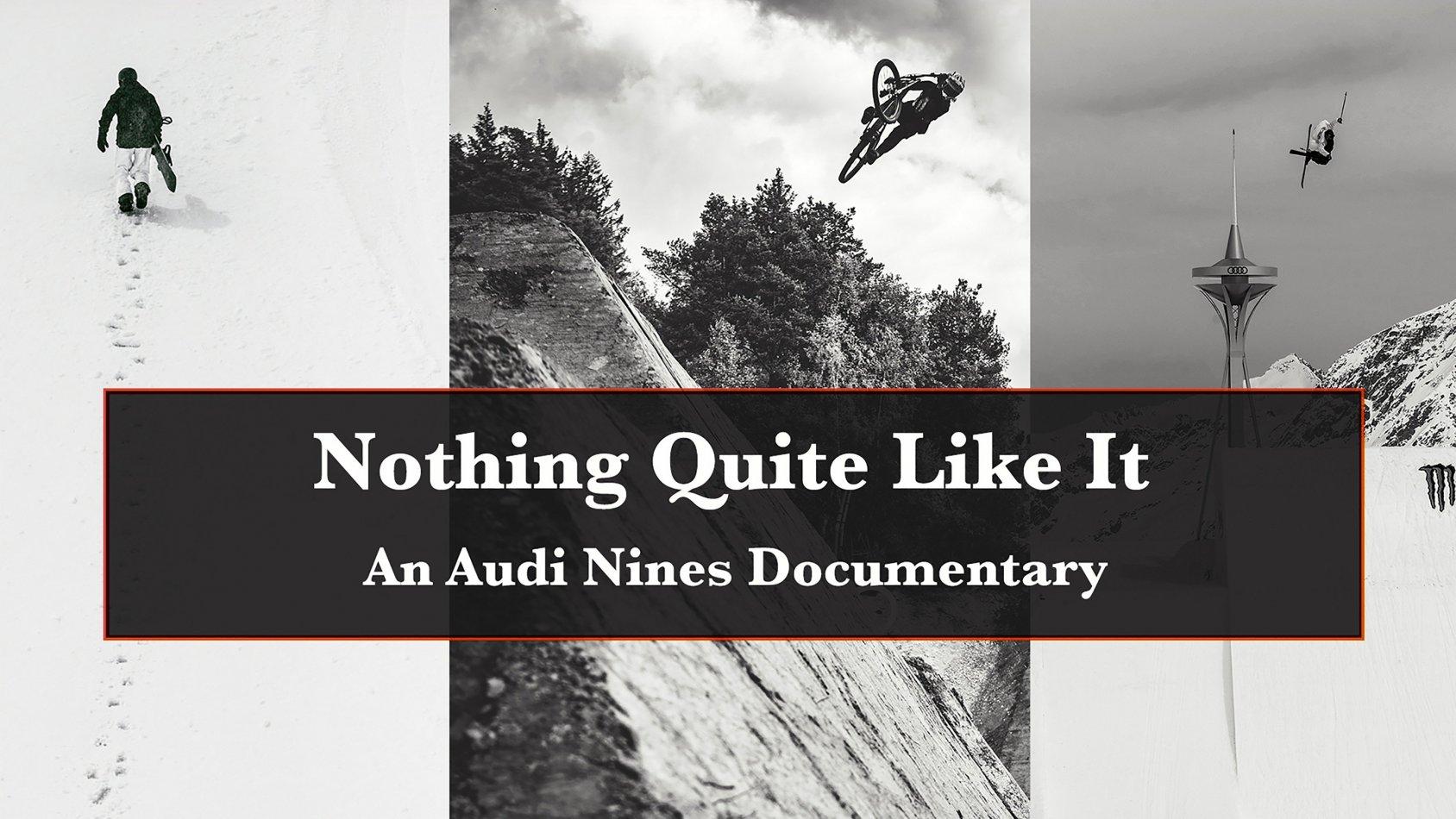 Audi Nines: Nothing Quite Like It