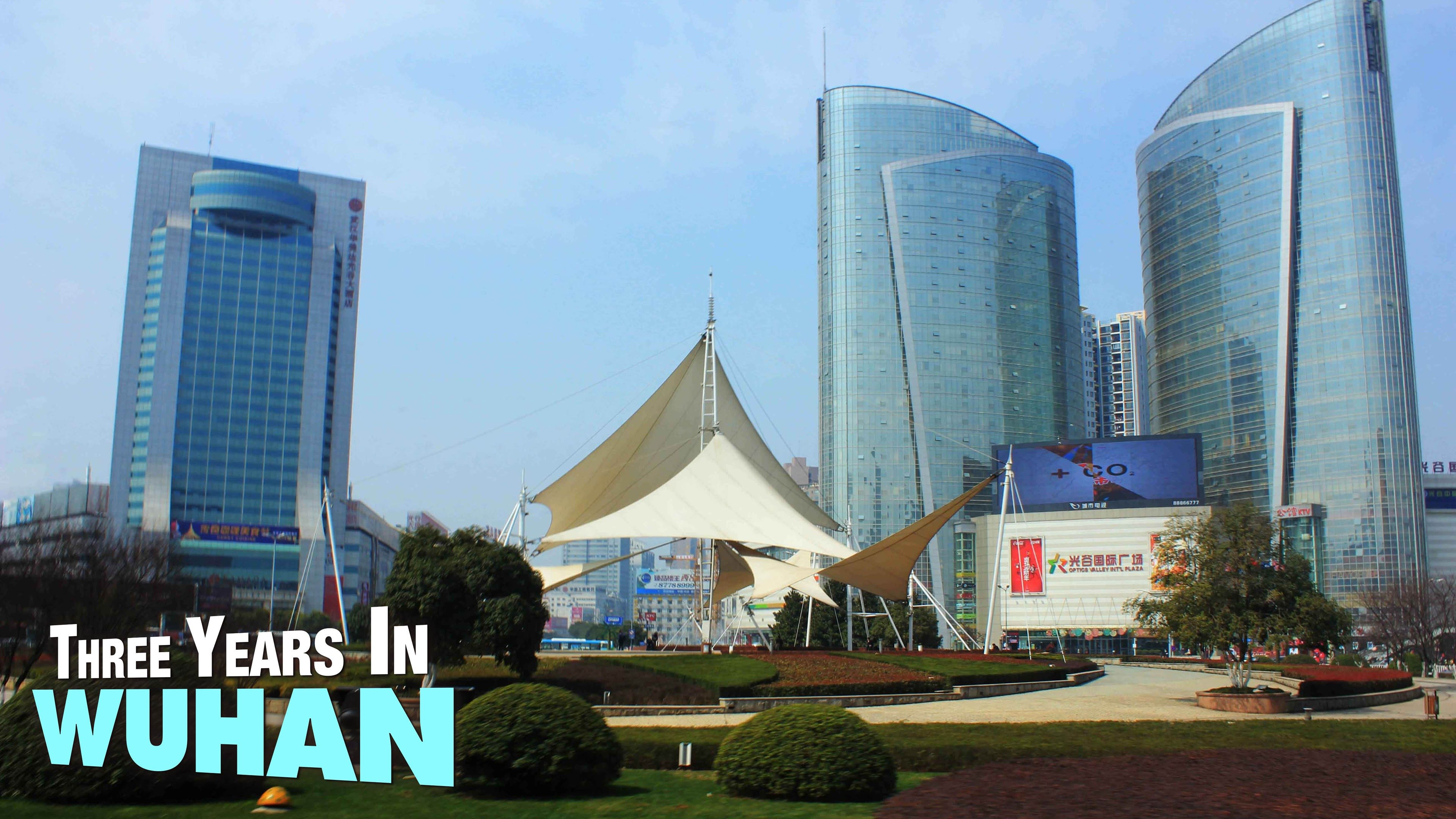 Three Years In Wuhan