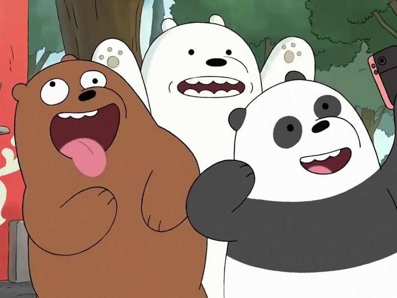Bara björnar: filmen