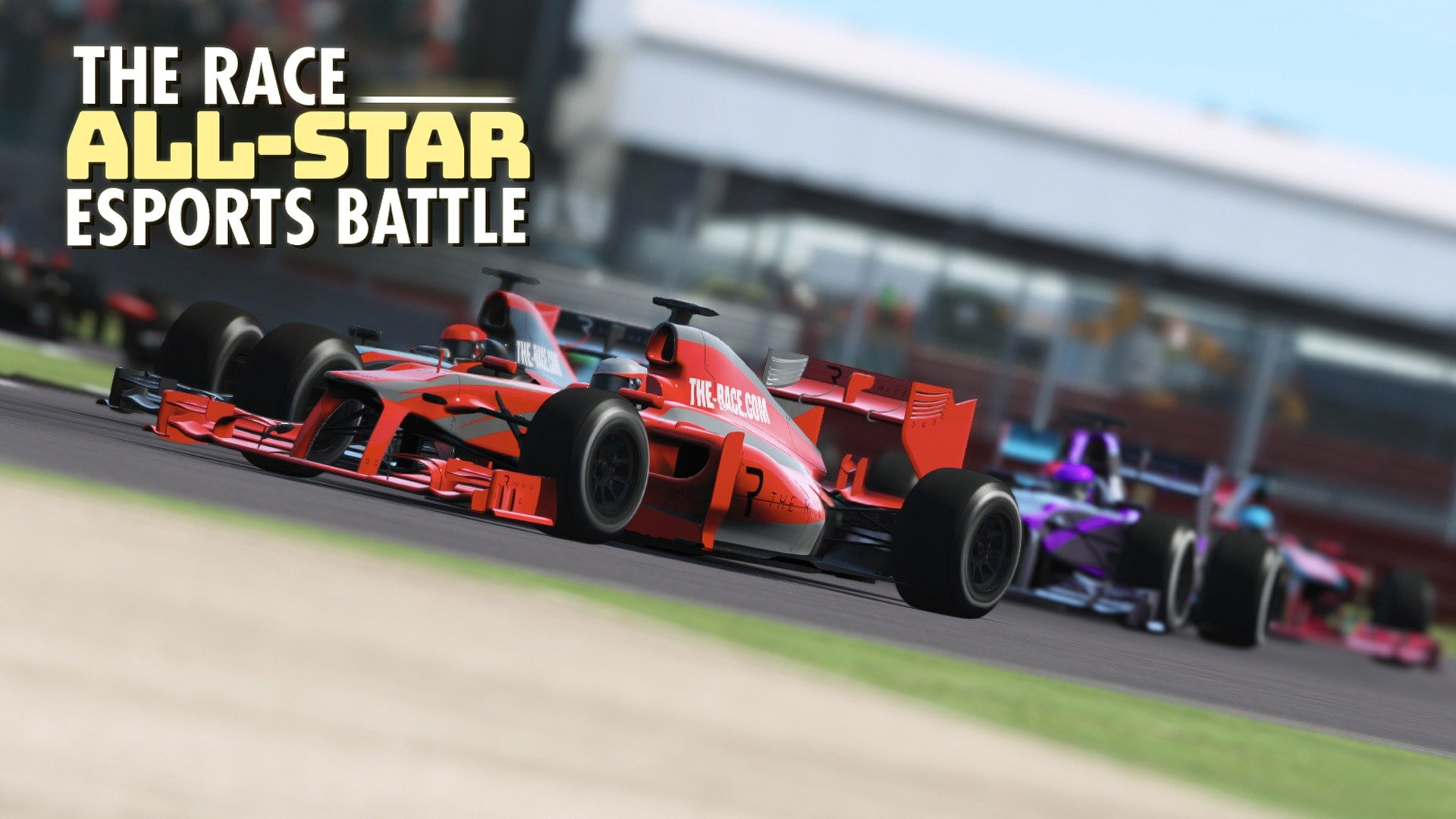 The Race All-Star eSports Battle