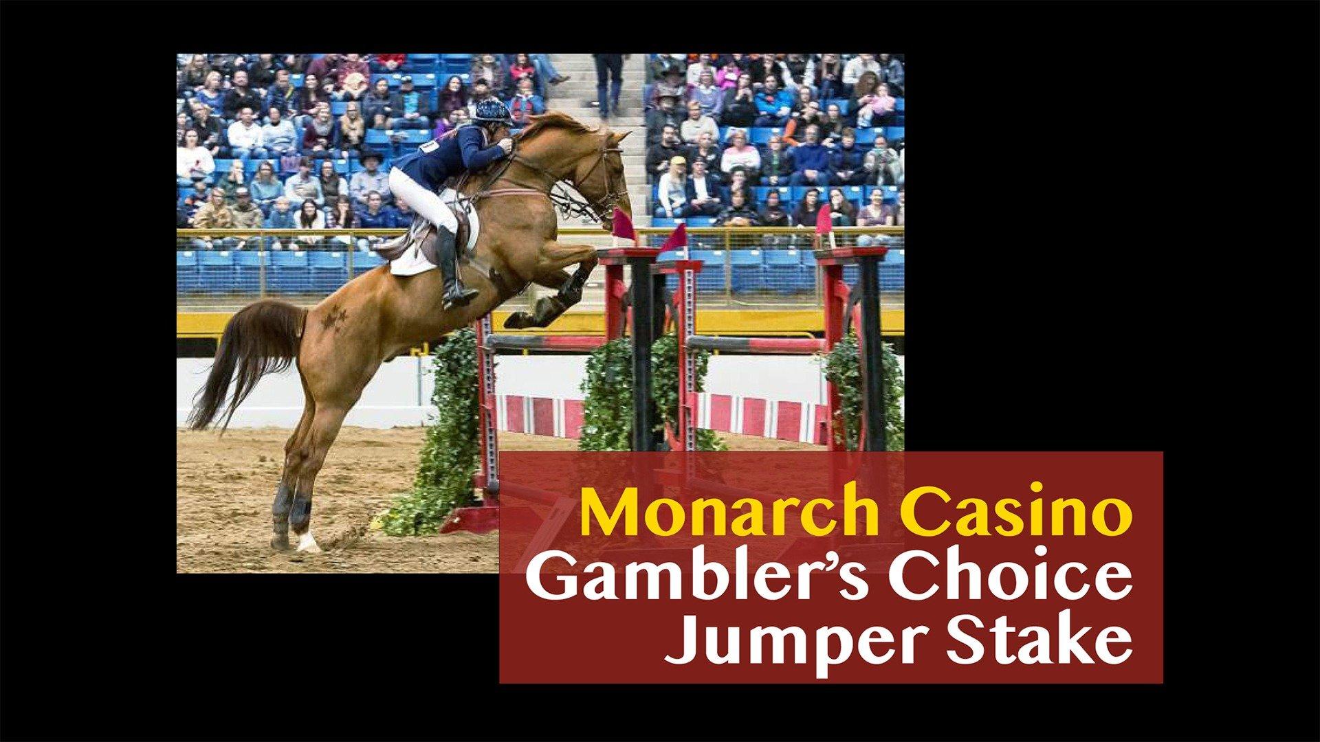 Monarch Casino Gambler's Choice Jumper Stake