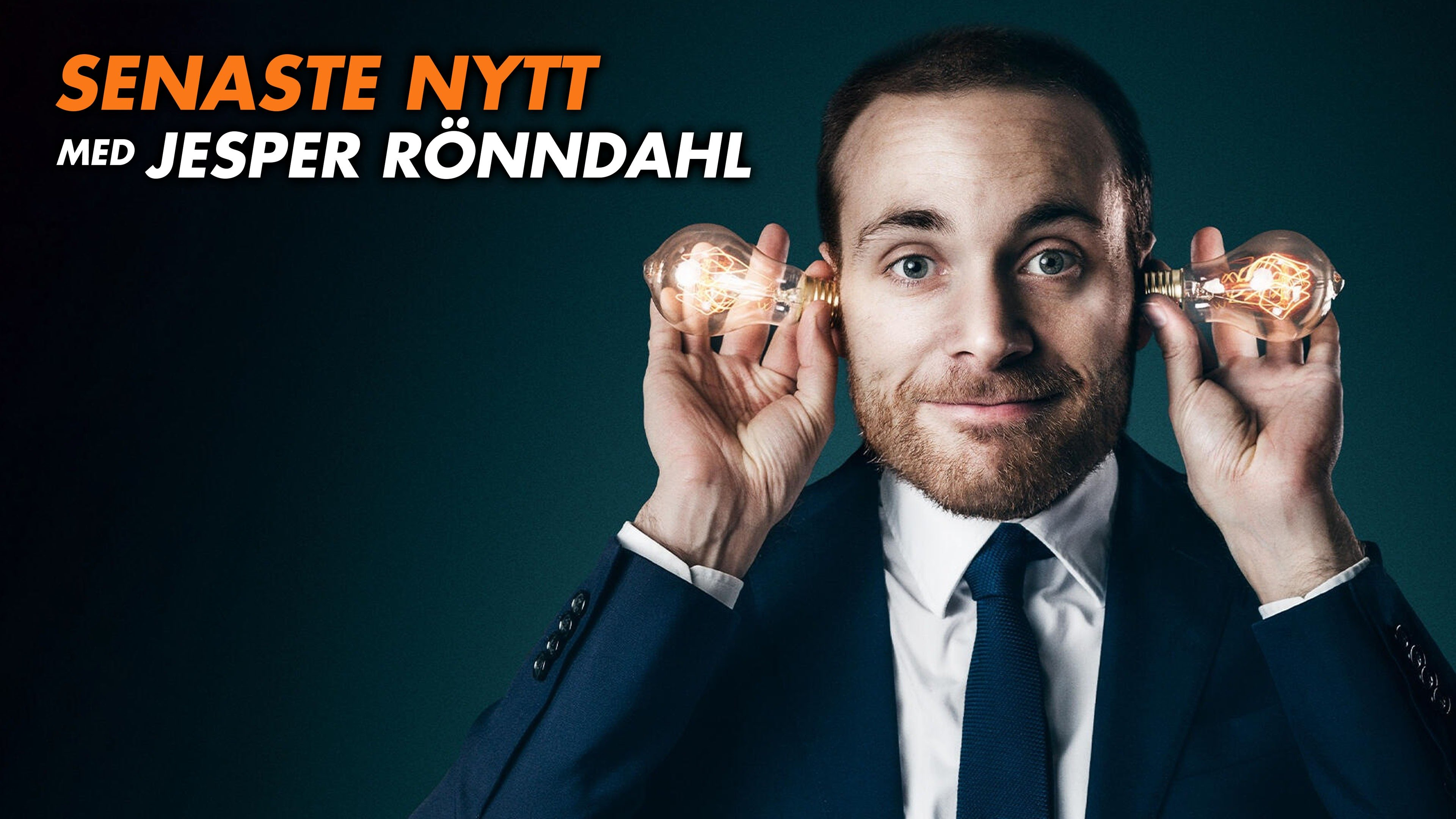 Senaste nytt med Jesper Rönndahl