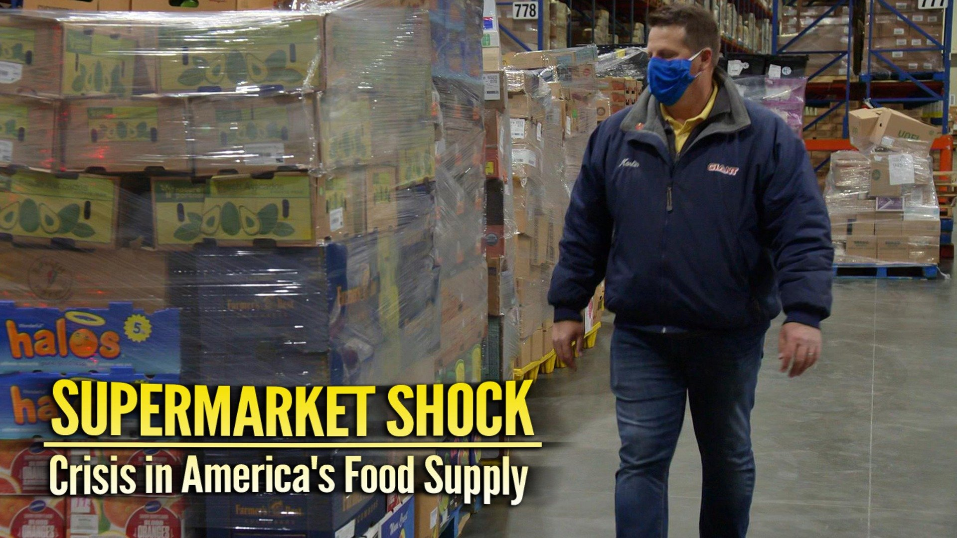 Supermarket Shock: Crisis in America's Food Supply