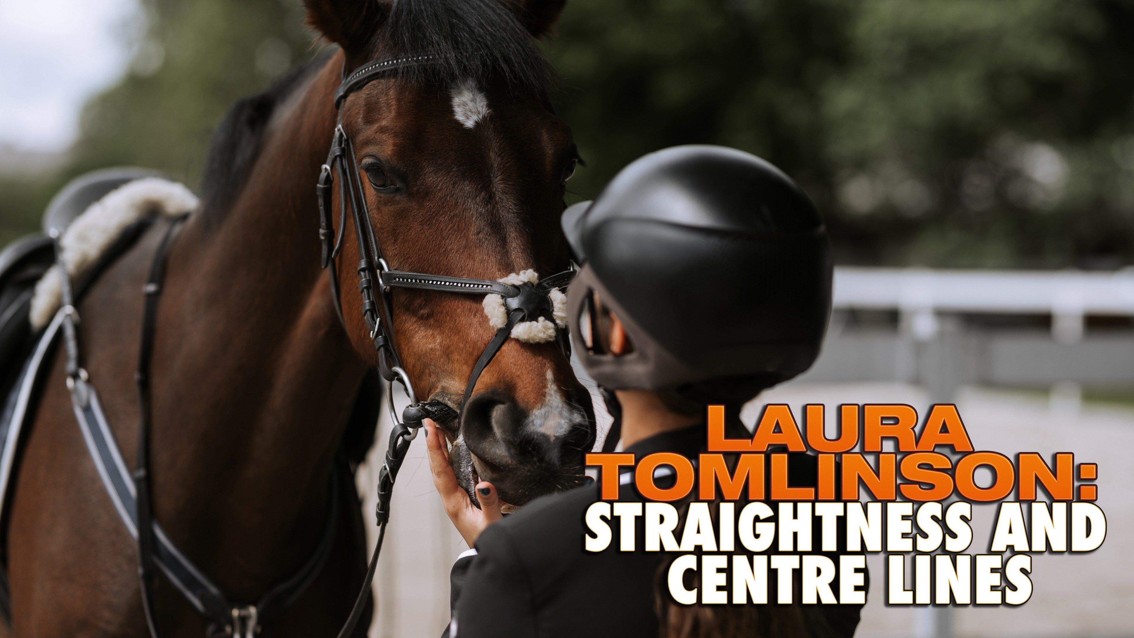 Laura Tomlinson: Straightness and Centre Lines