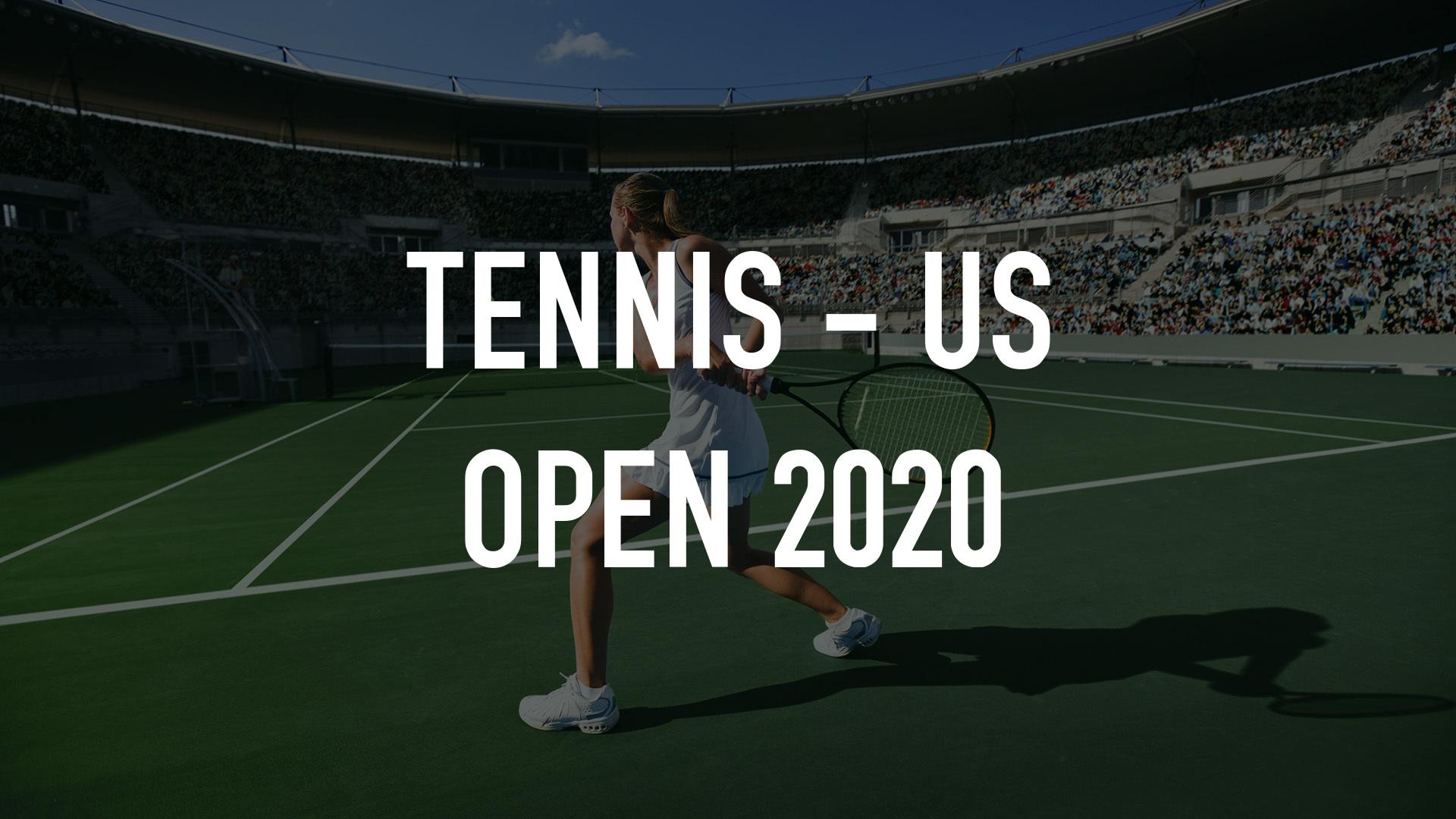 Tennis - US Open 2020