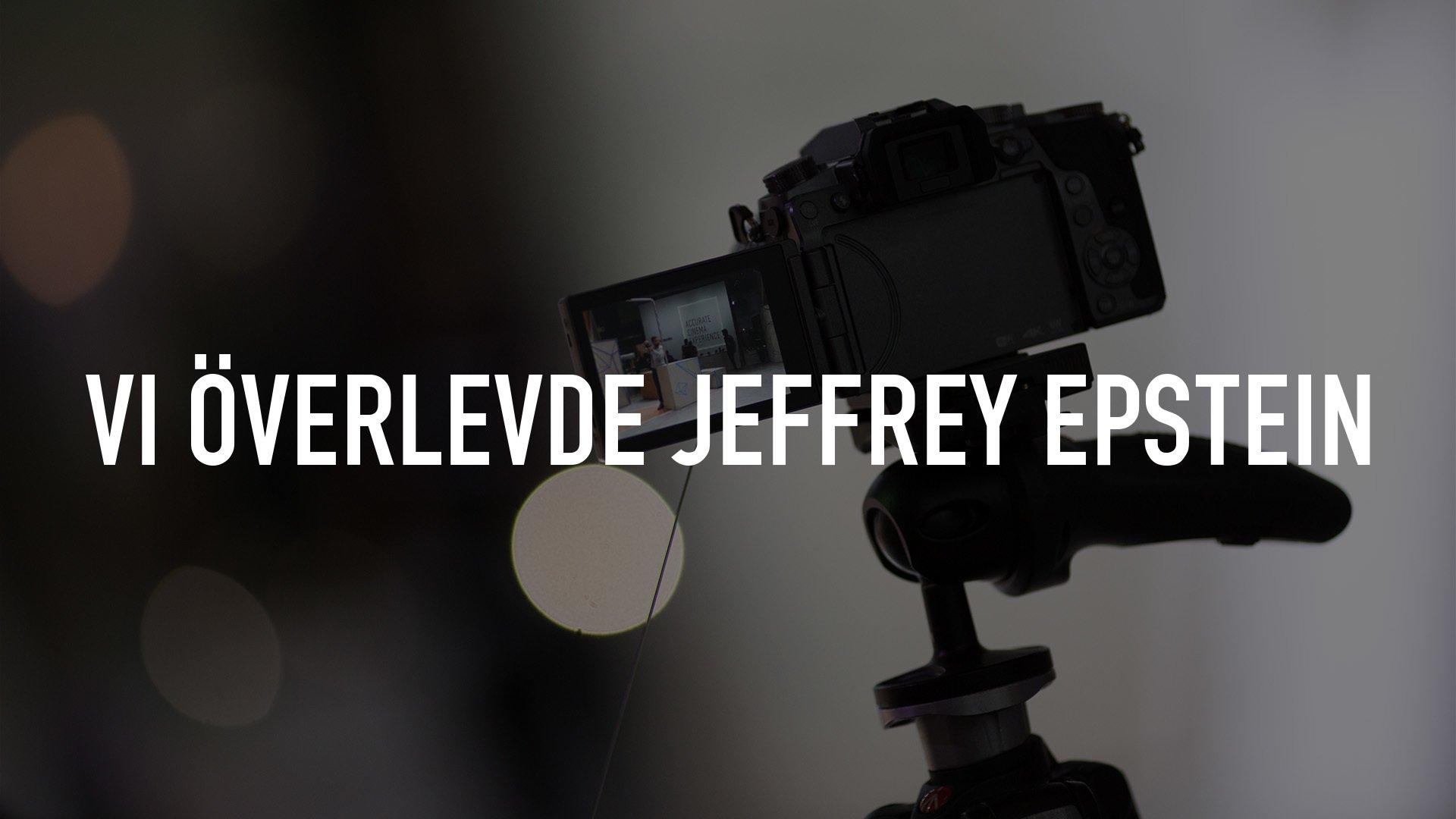 Vi överlevde Jeffrey Epstein
