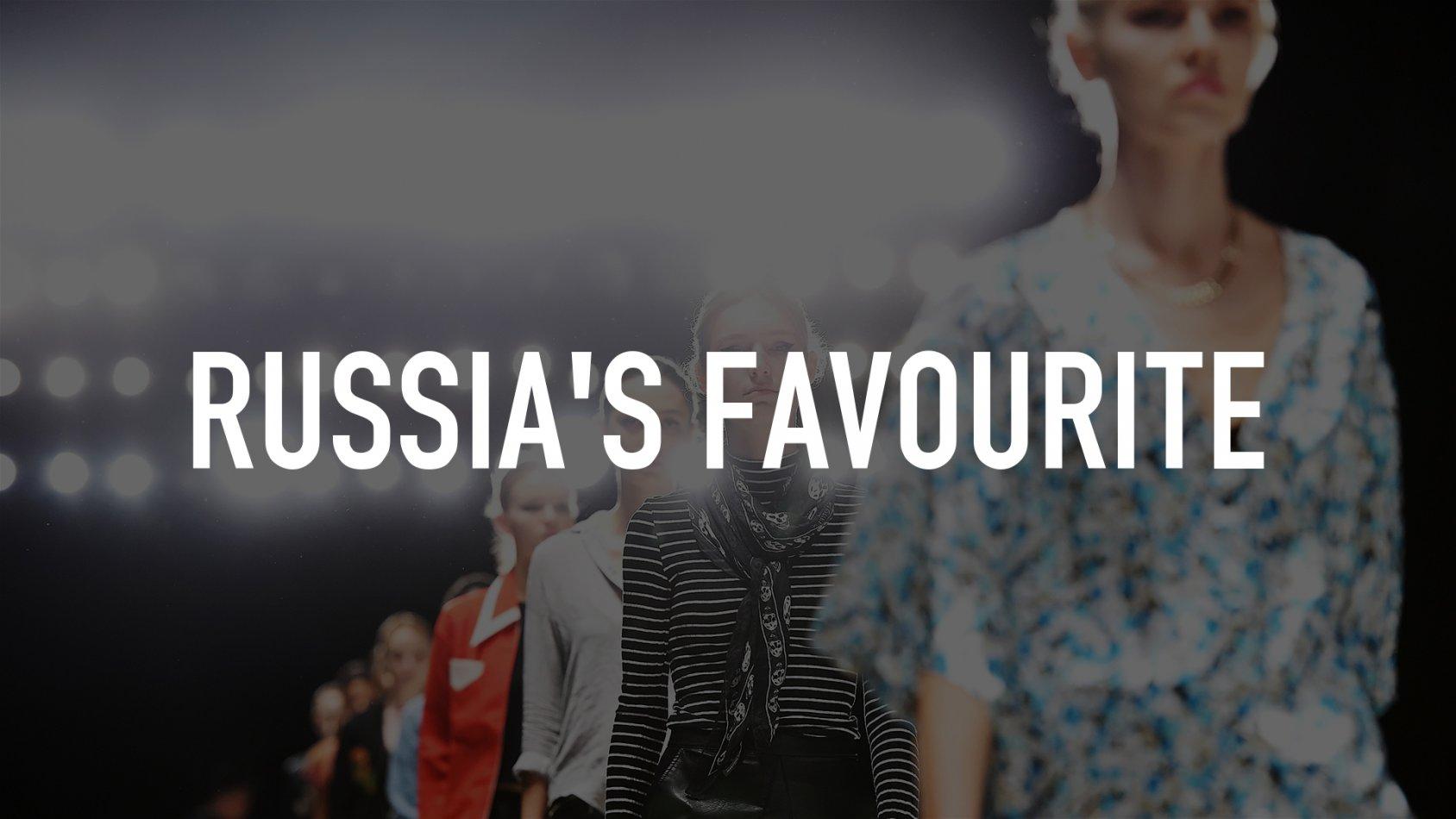 Russia's Favourite