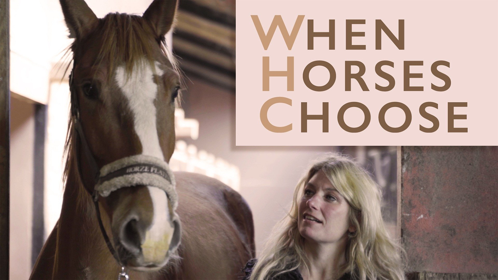 When Horses Choose