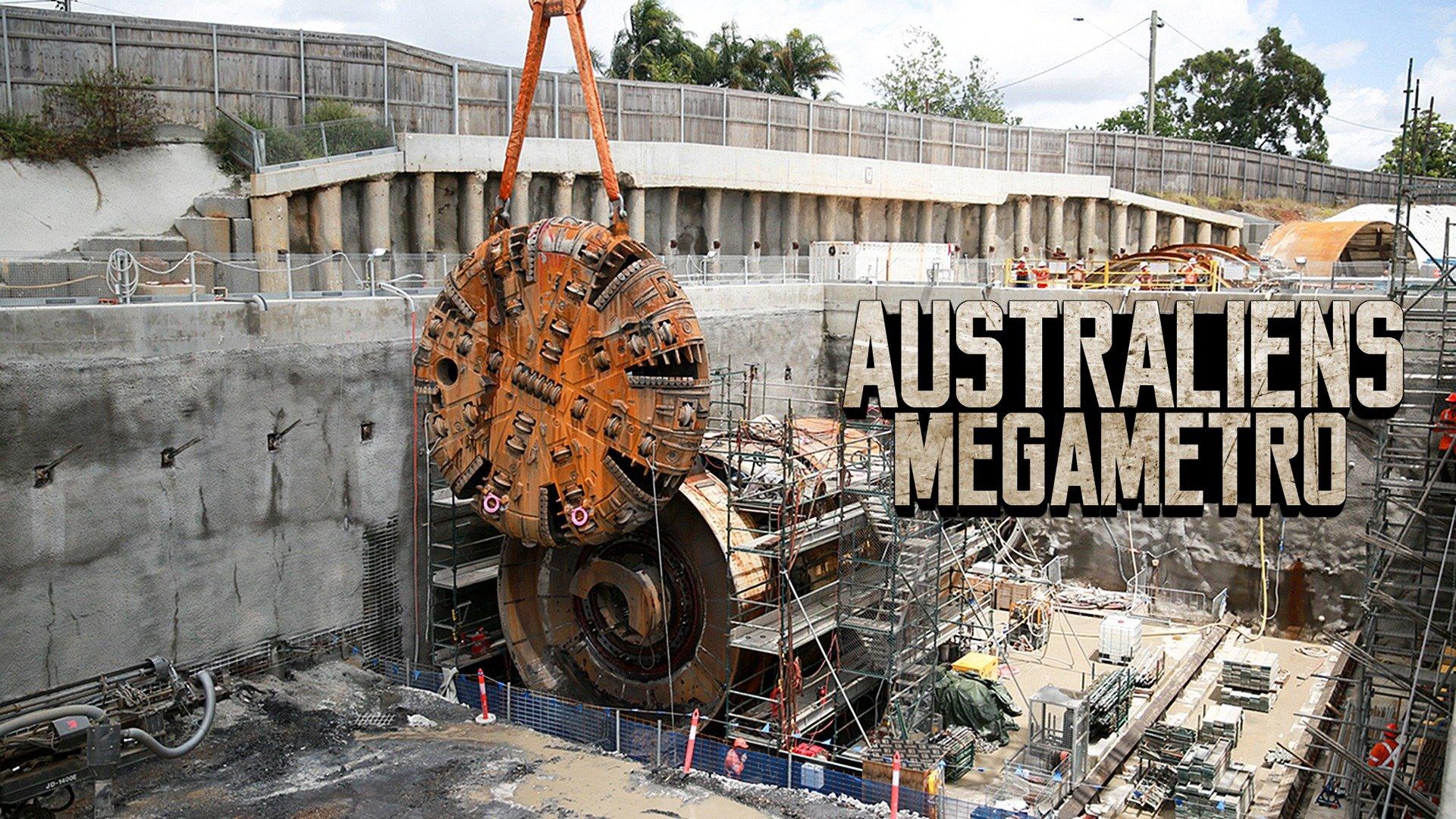Australiens megametro