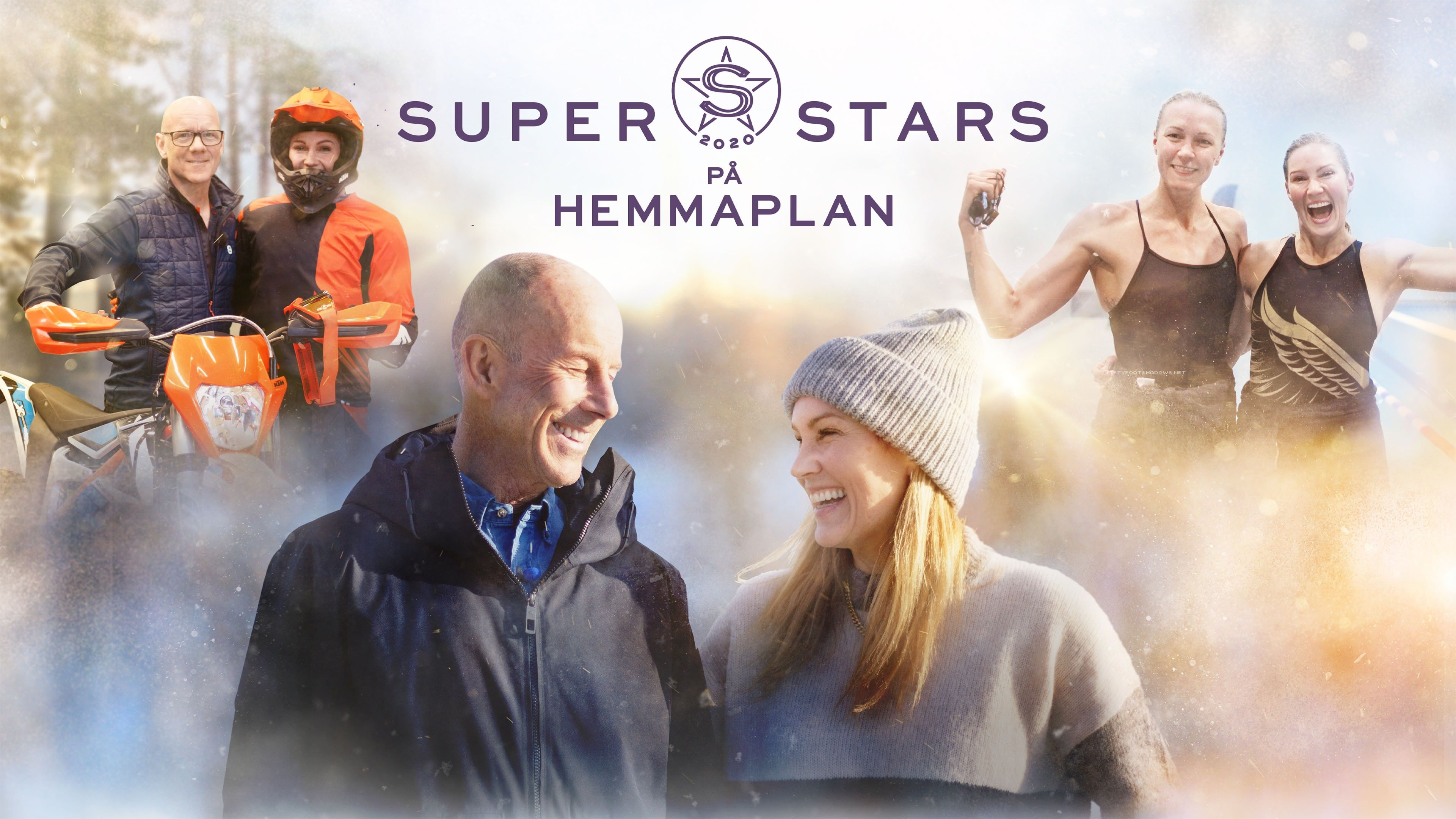 Superstars på hemmaplan