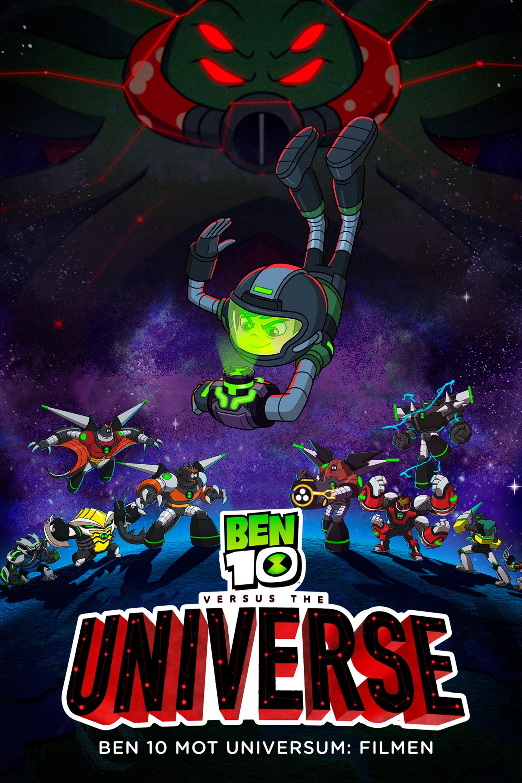 Ben 10 mot Universum: Filmen