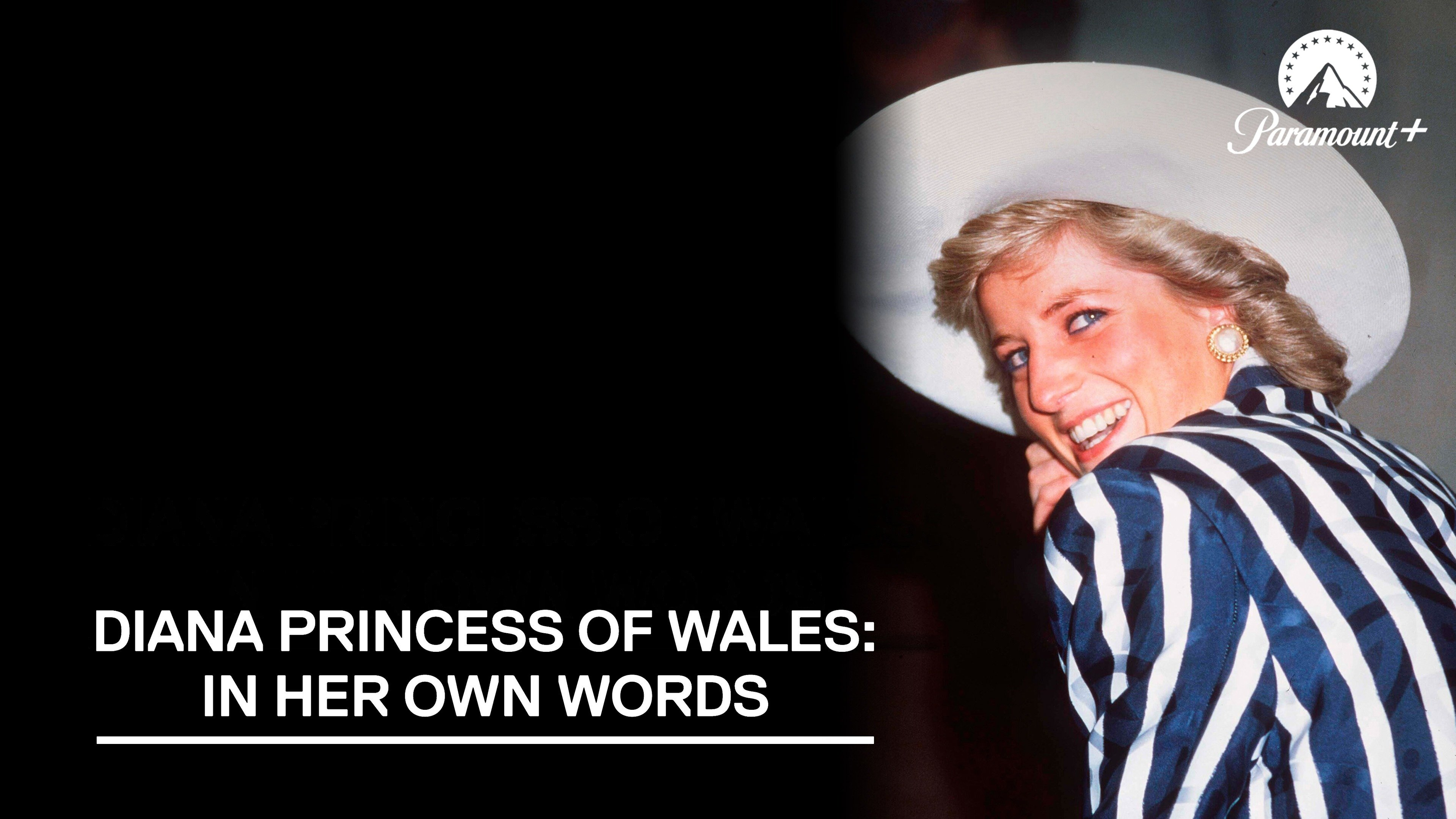 Diana - Princess of Wales: In Her Own Words